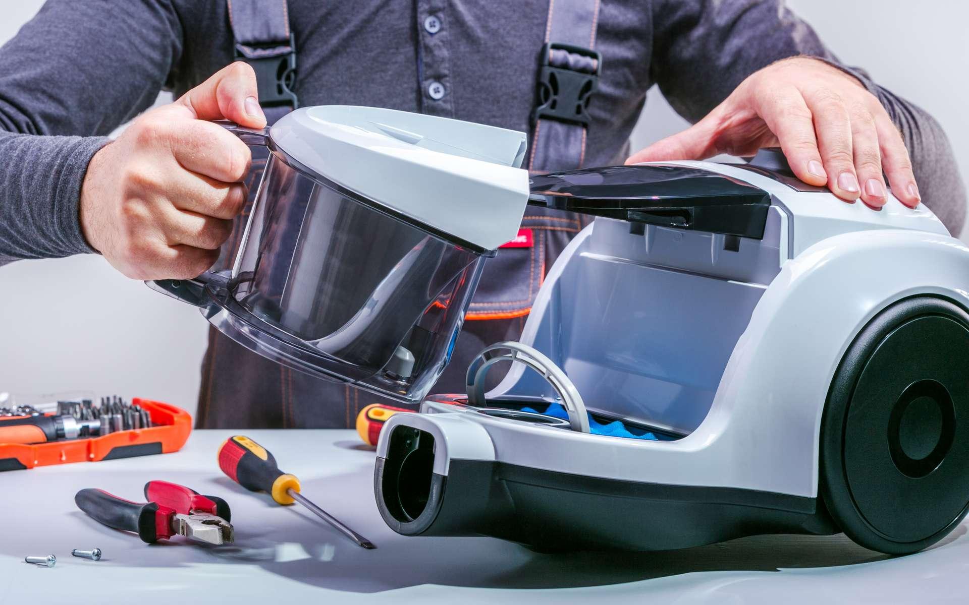 Avec l'impression 3D, il est possible de produire des pièces détachées et ainsi lutter contre l'obsolescence programmée. © 22091967, Adobe Stock