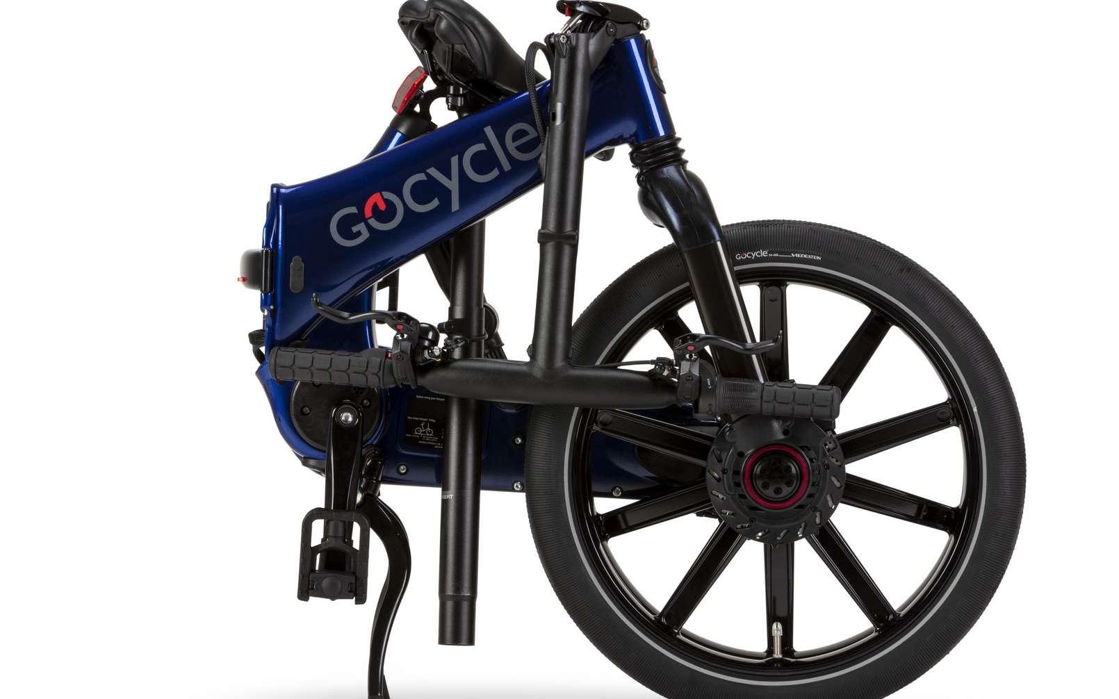 Le nouveau GoCycle GX 2020. © GoCycle