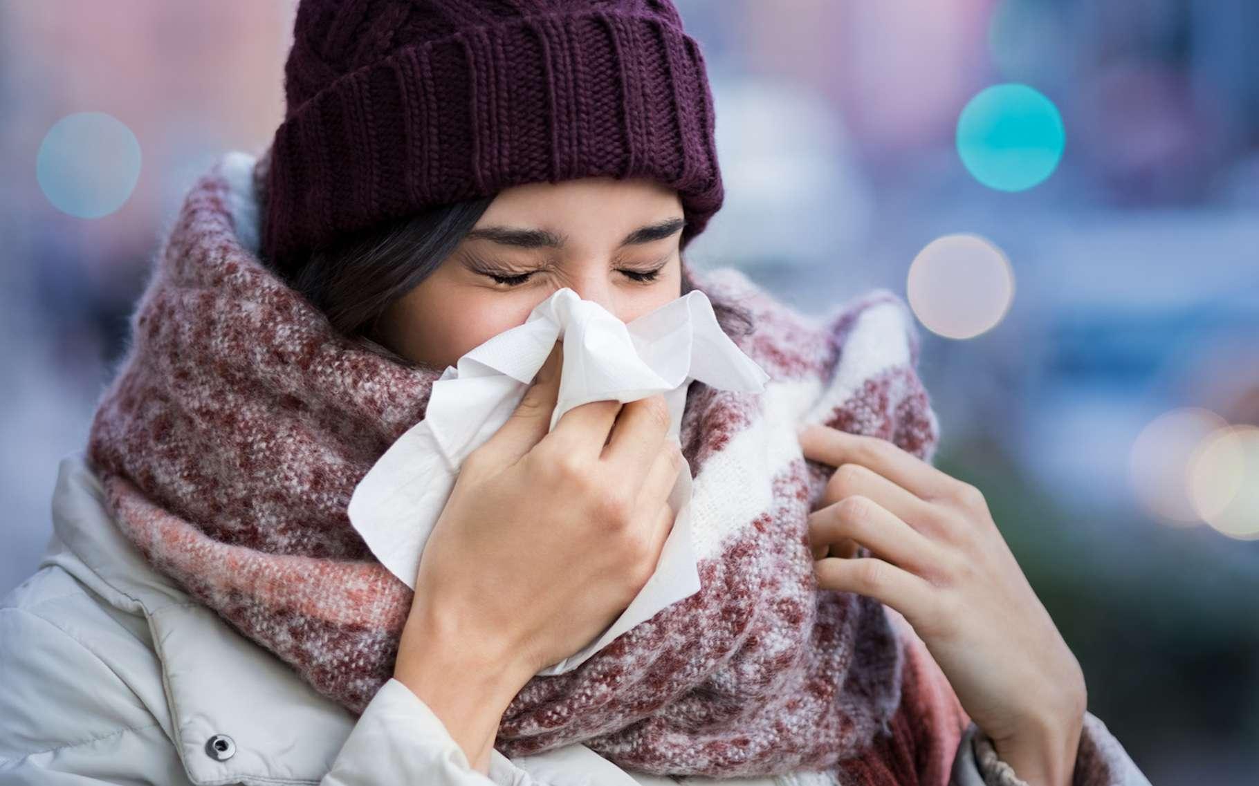 Les résultats d'une étude menée par des chercheurs suédois suggèrent que les êtres humains ont la capacité de détecter les signes de maladie dans une phase précoce après l'exposition à des stimuli infectieux. © Rido, Fotolia