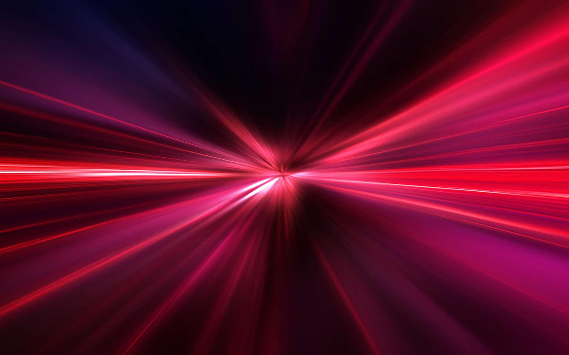 On parle de célérité lorsqu'il est question de vitesse de propagation d'une onde. © Piman ilya_levchenko, Fotolia