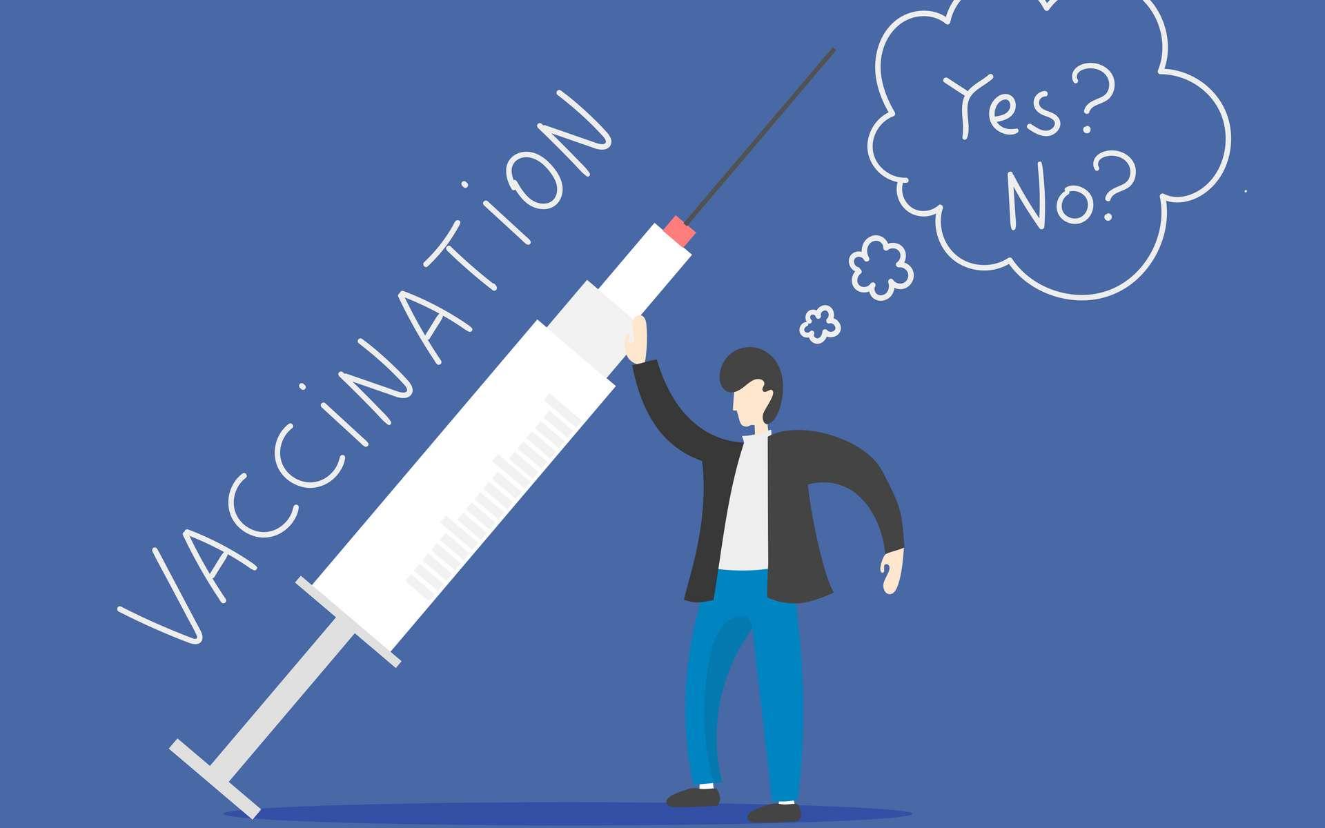 Et si les nudges pouvaient nous aider à prendre la bonne décision concernant la vaccination ? © d_odin, Adobe Stock