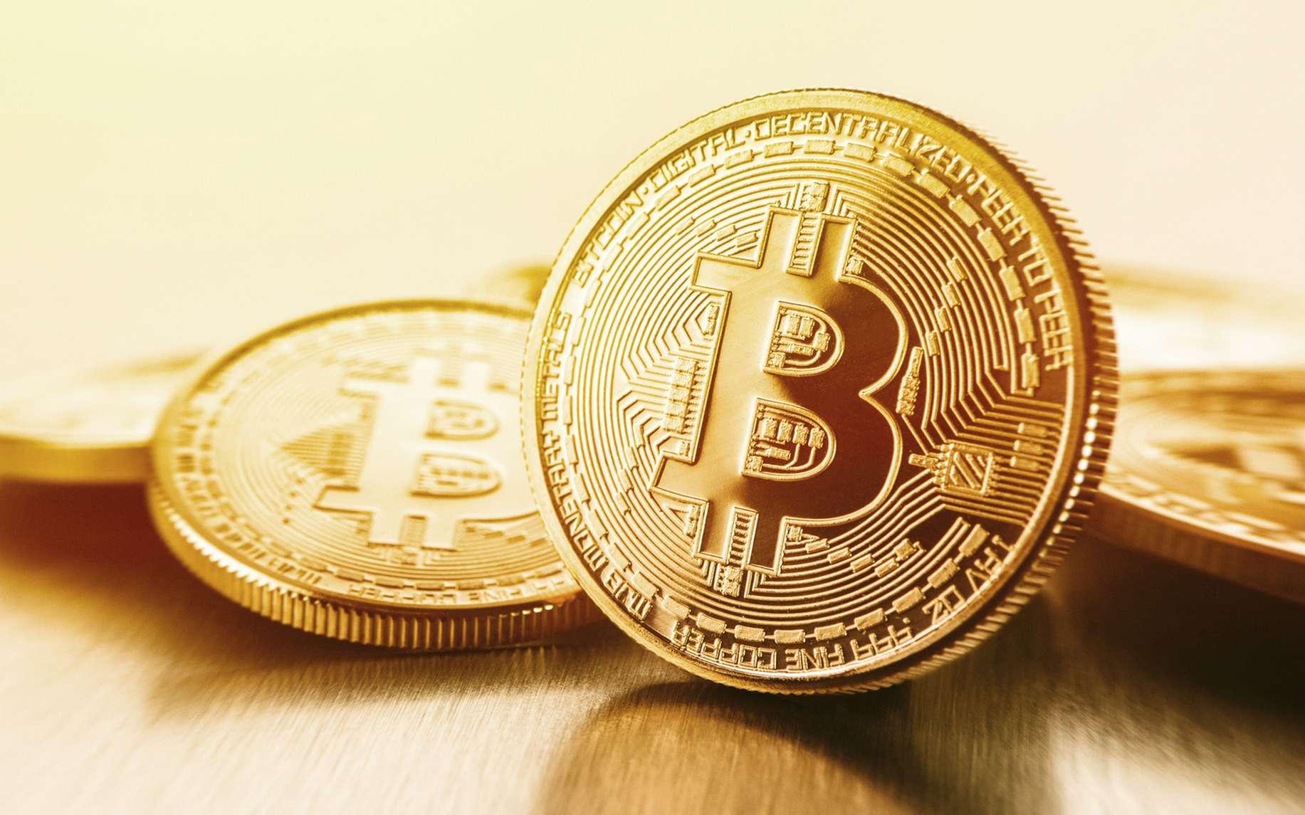 Les bitcoins commencent à s'immiscer dans le langage commun. Que sont-ils ? © rcfotostock, fotolia