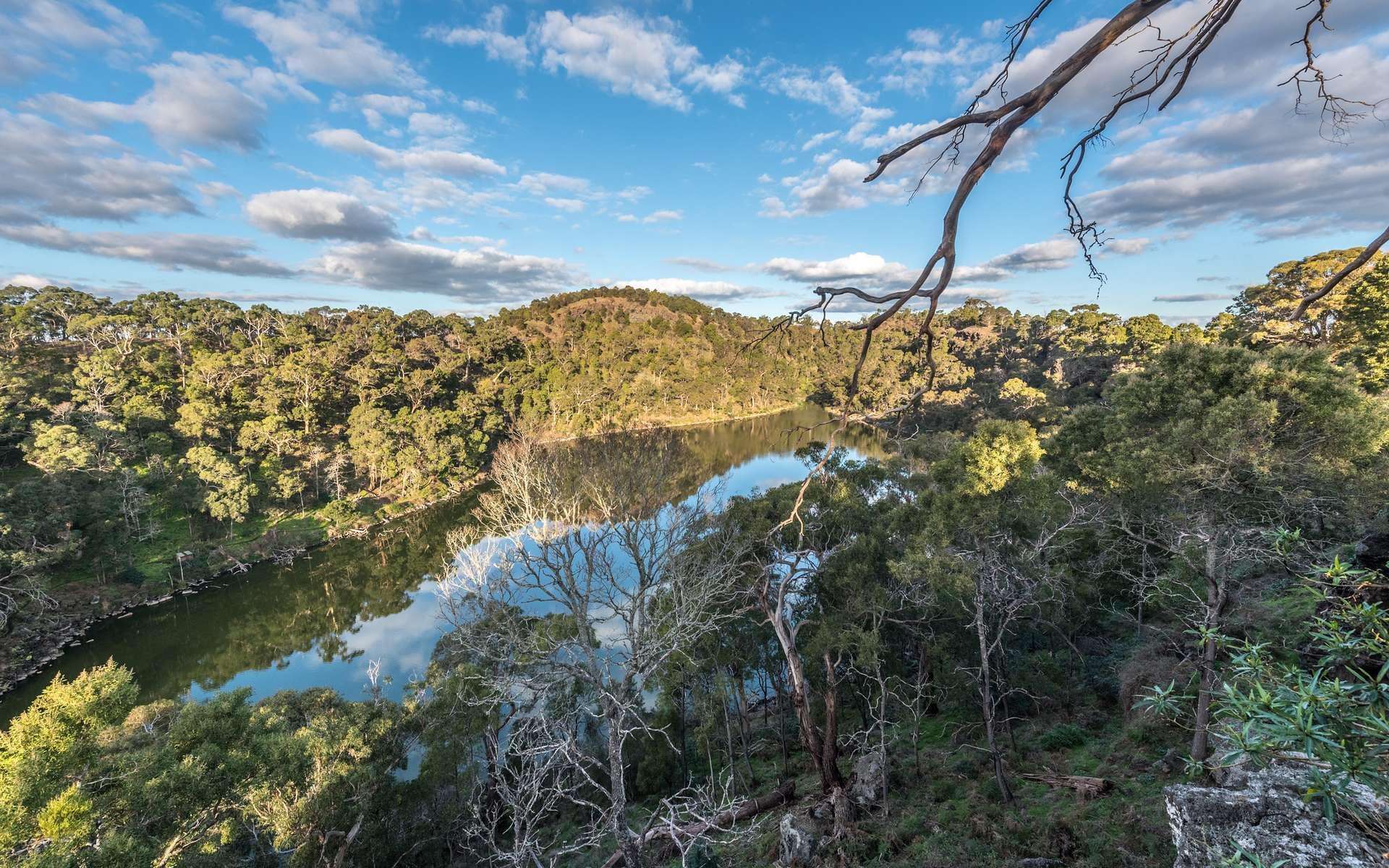 Les incendies en Australie révèlent un réseau d'eau antique