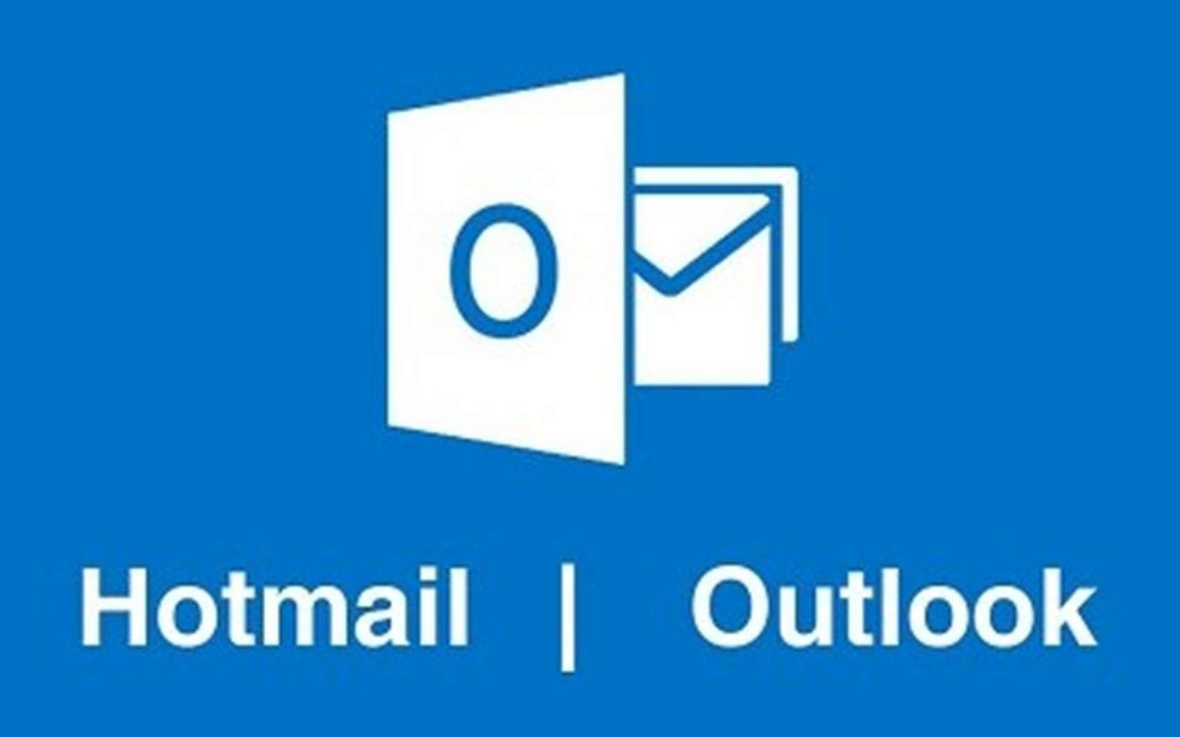 Hotmail est l'ancien nom de la messagerie électronique de Microsoft : Outlook.com © Microsoft