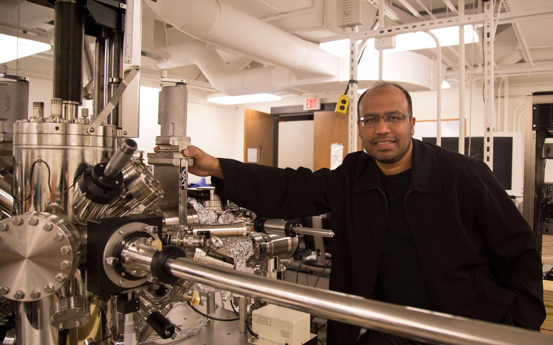 Des physiciens du MIT et de Princeton ont observé des fermions de Weyl pour la première fois en 2015. © Danielle Alio, Princeton University, Office of Communications