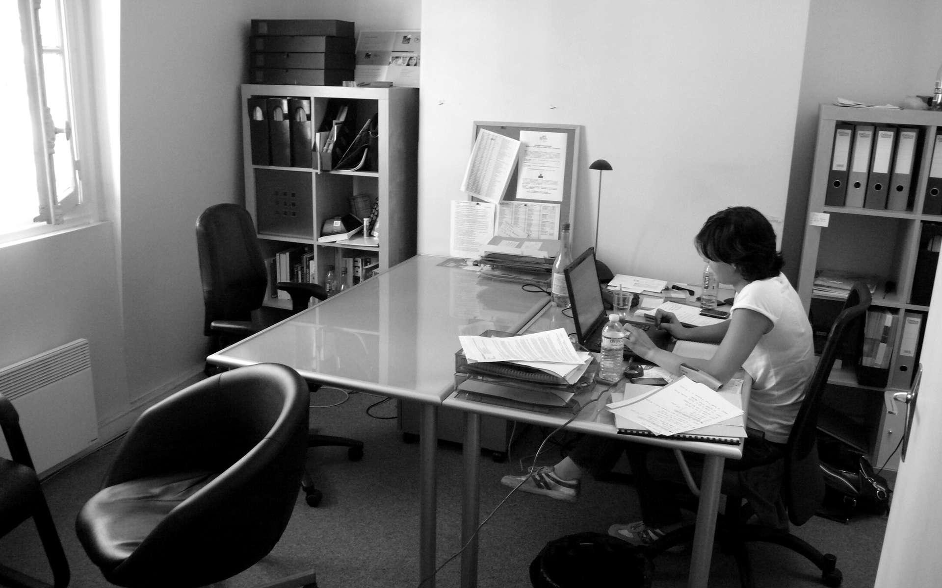 Le burn-out est directement lié aux conditions de stress au travail : tâches monotones, délais courts, responsabilités, horaires longs... © Altaide-flickr CC by nc nd 2.0