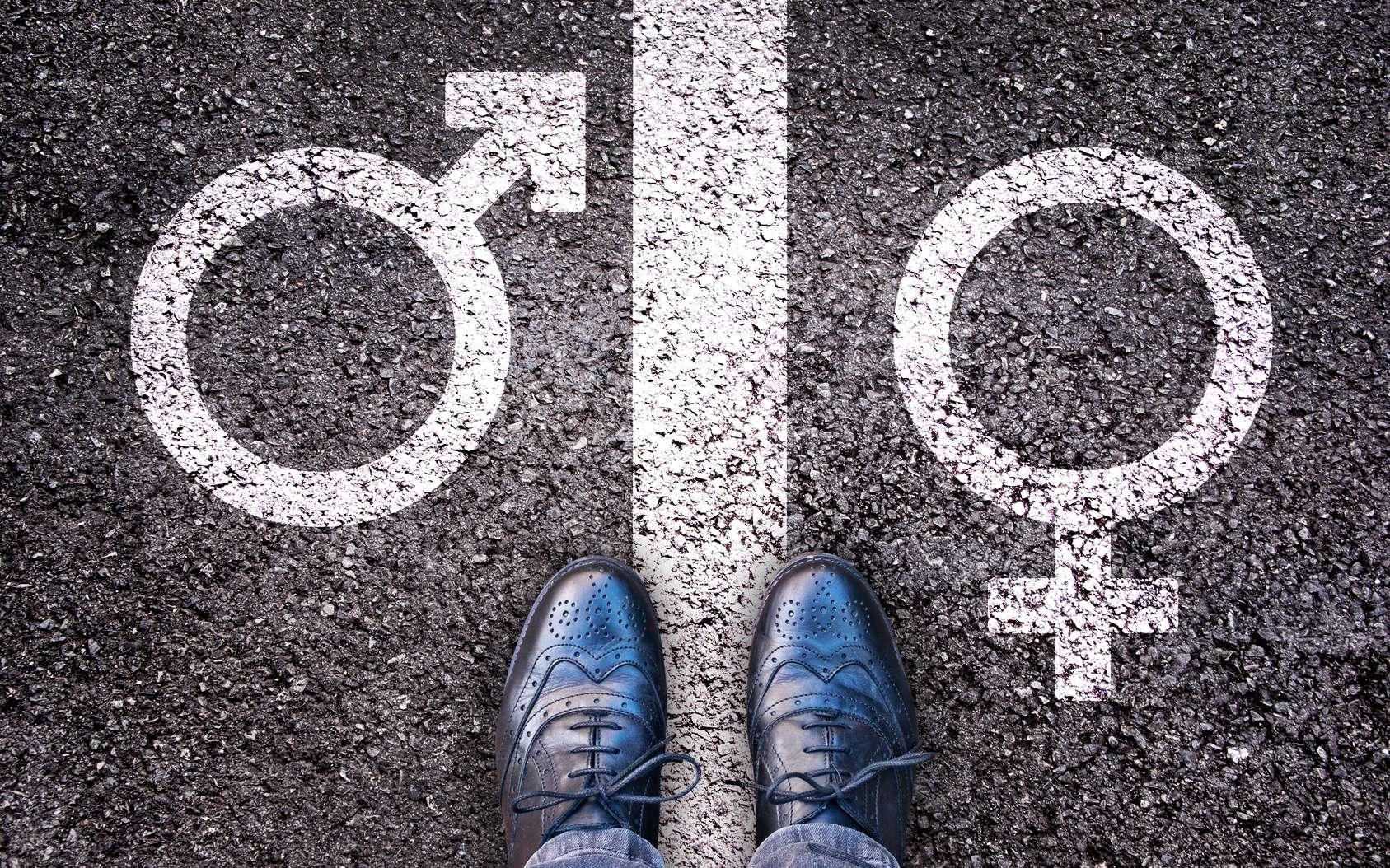 Les hommes se pensent meilleurs en science, tandis que les femmes se sous-estiment. © Delphotostock, Fotolia