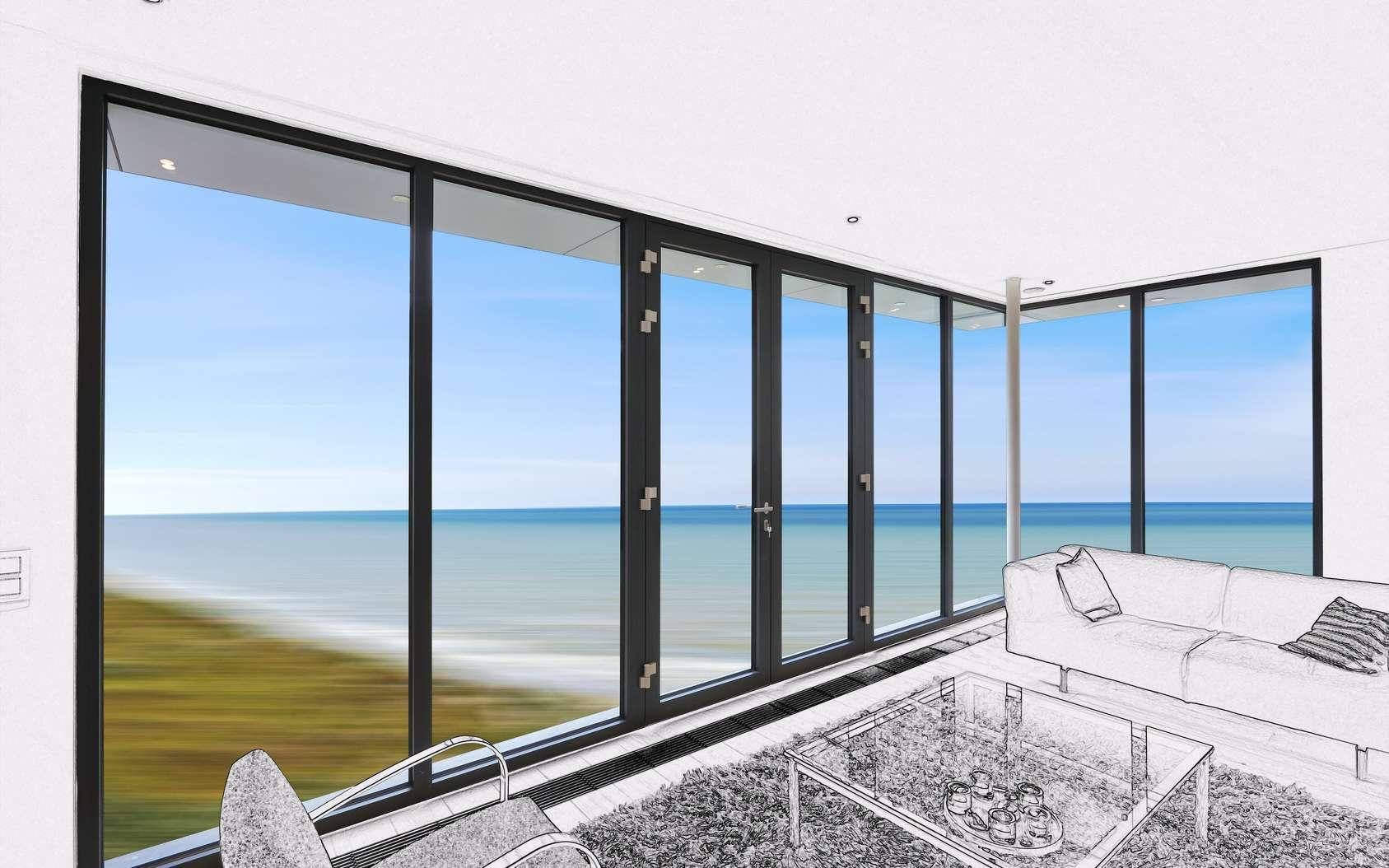 Renovation Fenetre Maison Ancienne comment poser une fenêtre en aluminium coulissante ?