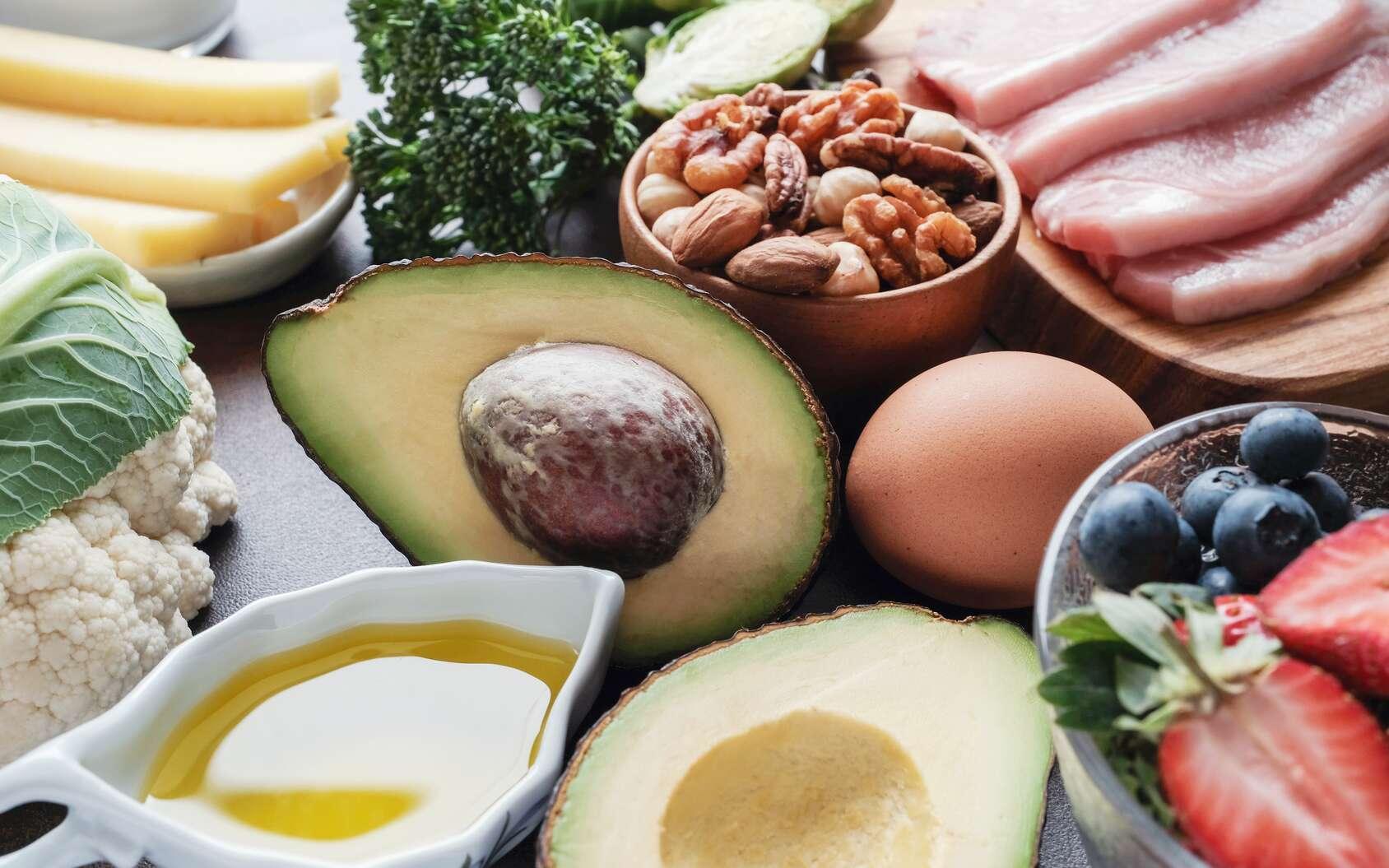 Le régime cétogène repose sur une alimentation riche en lipides et excluant les glucides. © sewcream, Fotolia