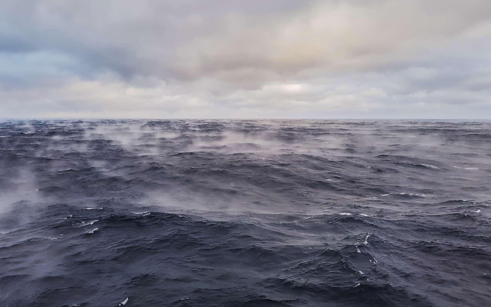 Quand la température de l'océan reflète l'évolution du climat