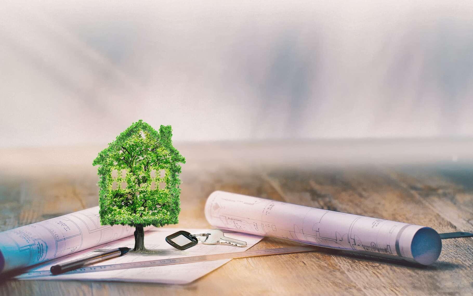 Le Salon du logement neuf de Toulouse proposera à ses visiteurs, entre le 31 janvier et le 2 février 2020, de découvrir un logement vert et engagé, un logement écoconçu à partir de savoir-faire et de matériaux locaux. © guy, Adobe Stock
