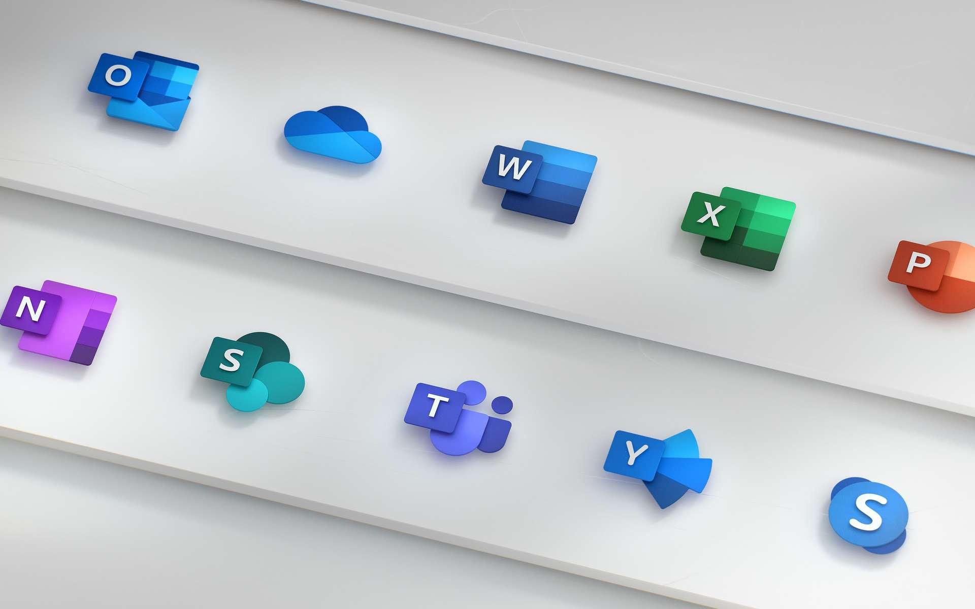 Microsoft Office © Microsoft