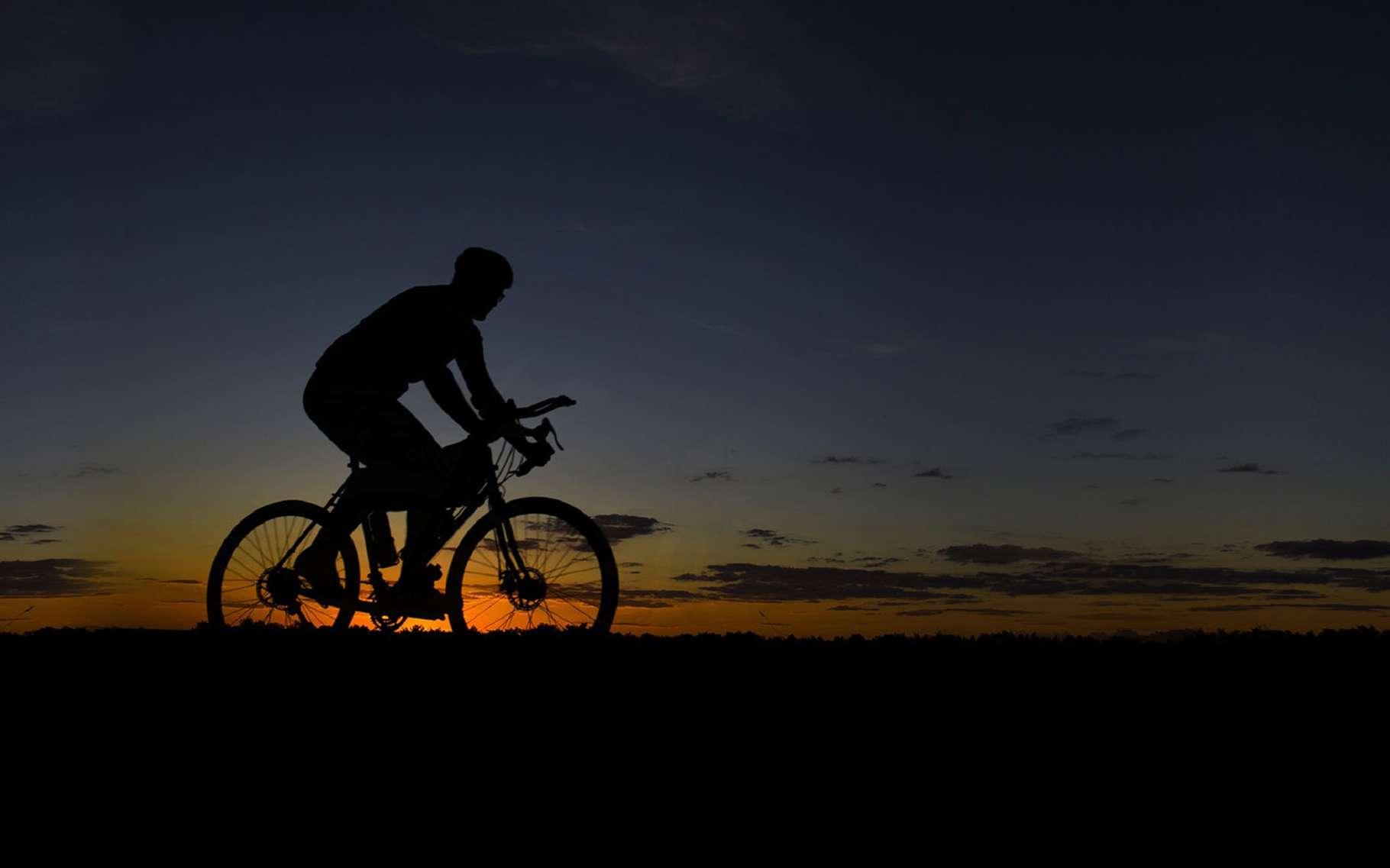 Quelle est la vitesse moyenne d'un cycliste ? © Pexels, Pixabay, DP