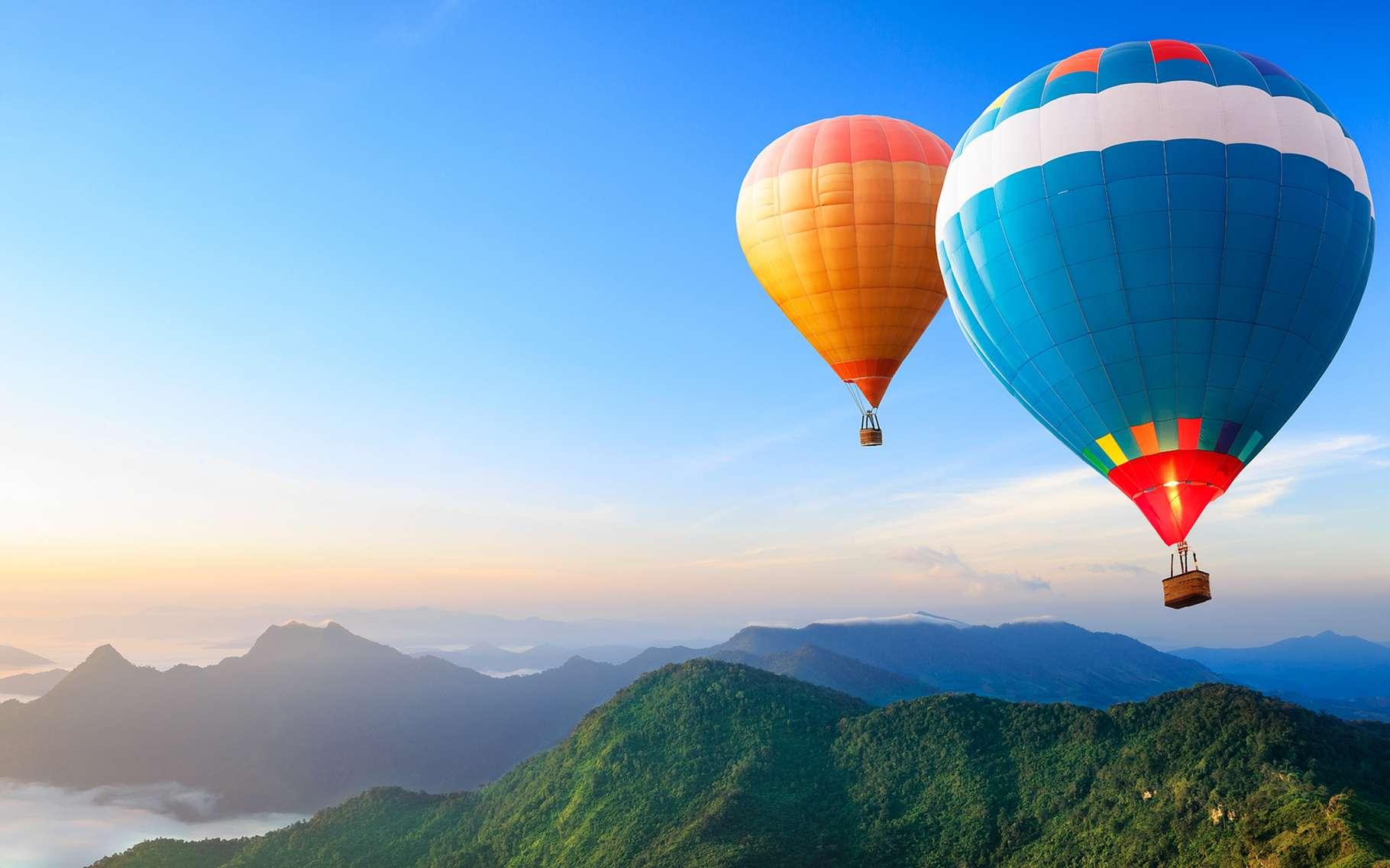 Quelle est la composition de l'air ? © Patrick Foto, Shutterstock
