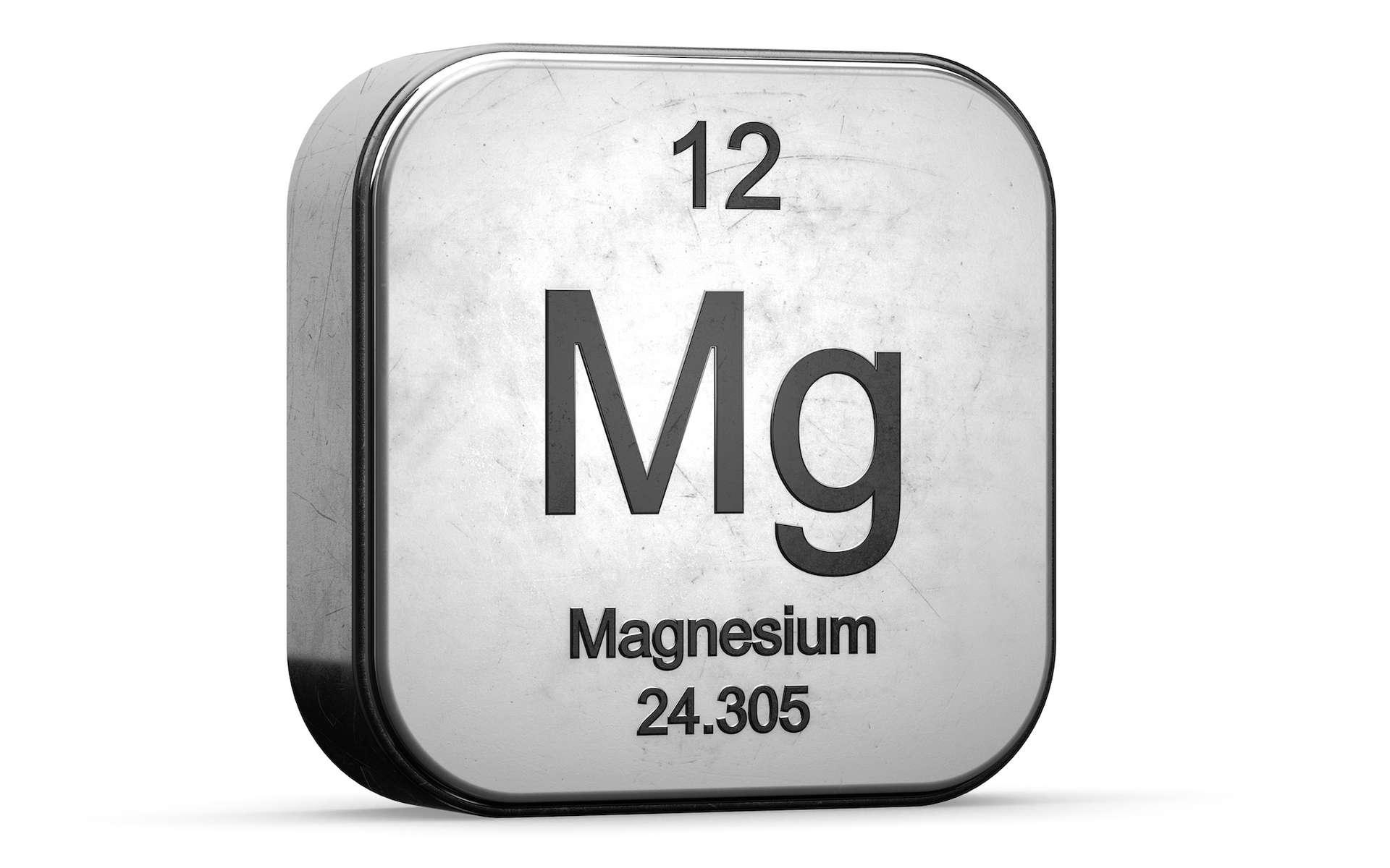 Les alliages de magnésium sont prisés dans les secteurs de l'industrie où la légèreté est primordiale comme celui, par exemple, de la construction de vélos. © concept w, fotolia