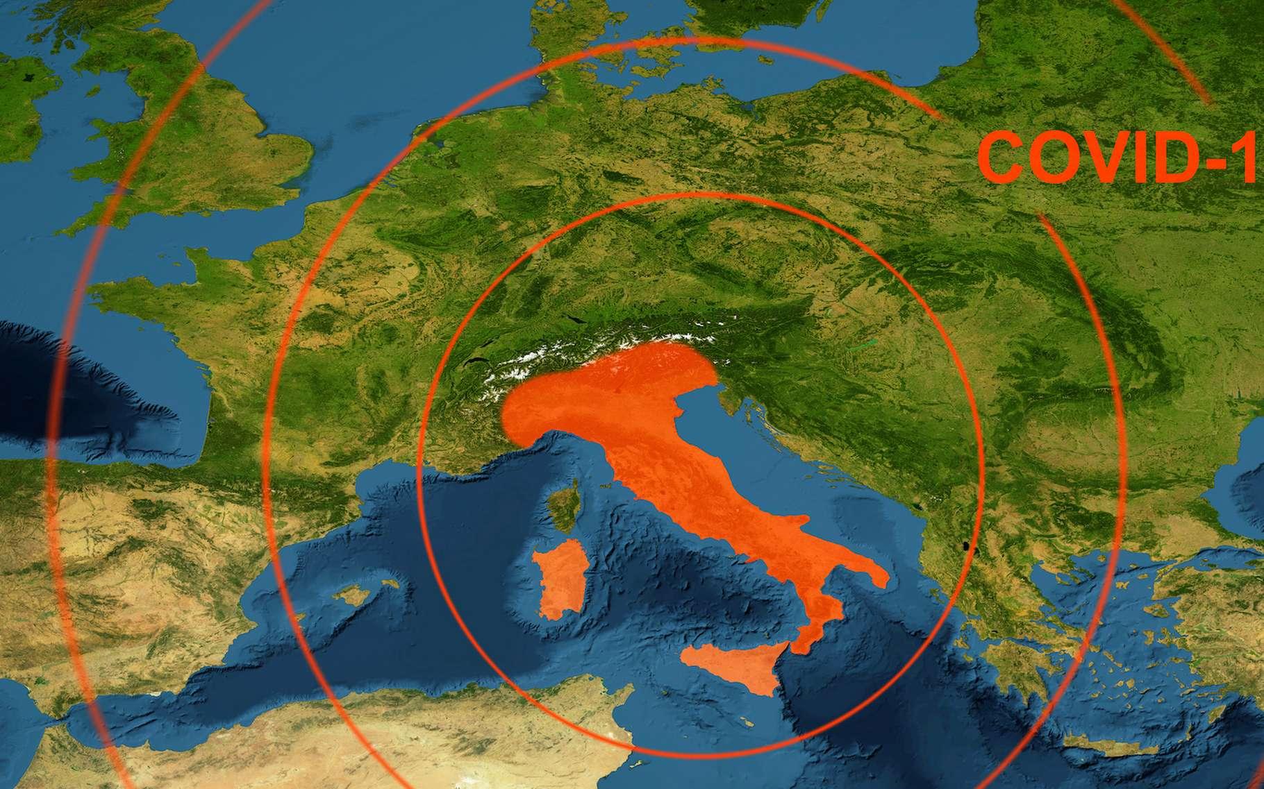 L'Italie pensait avoir connu son premier cas de Covid-19 le 20 février dernier. Mais des chercheurs pensent désormais que le coronavirus aurait pénétré le pays en tout début d'année 2020. © scaliger, Adobe Stock