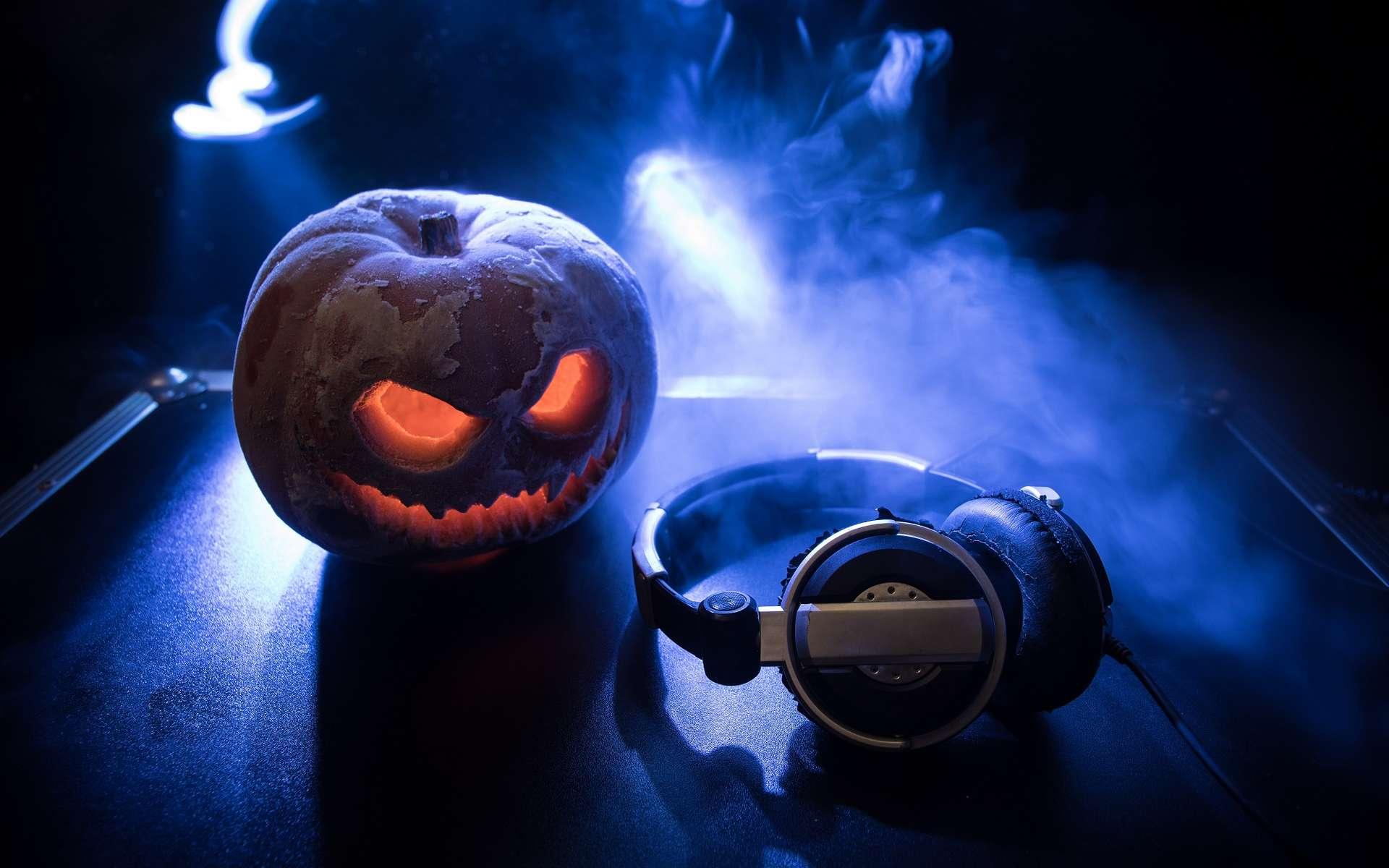 Découvrez quatre histoires à glacer le sang pour Halloween. © zef art, Adobe Stock