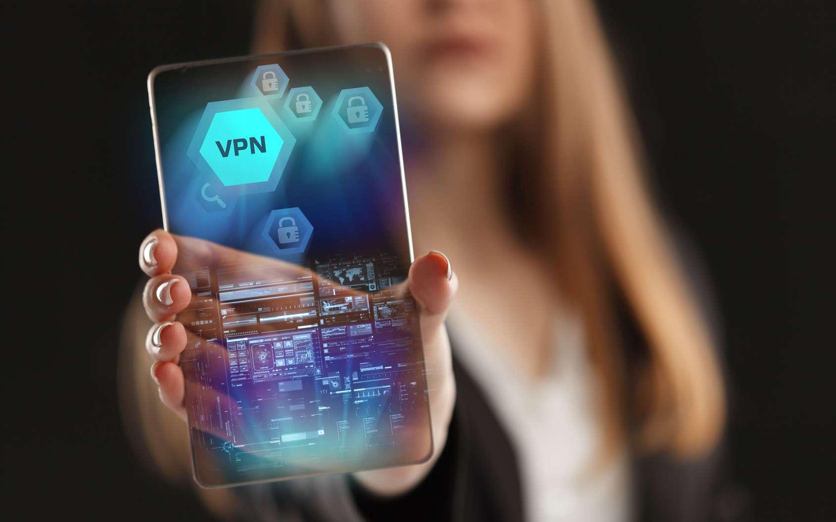 Alors que la plupart des VPN sont détectés par Netflix et bloquent la diffusion des contenus provenant des USA, PureVPN dispose d'une technique imparable pour contourner cette restriction. ©Futura