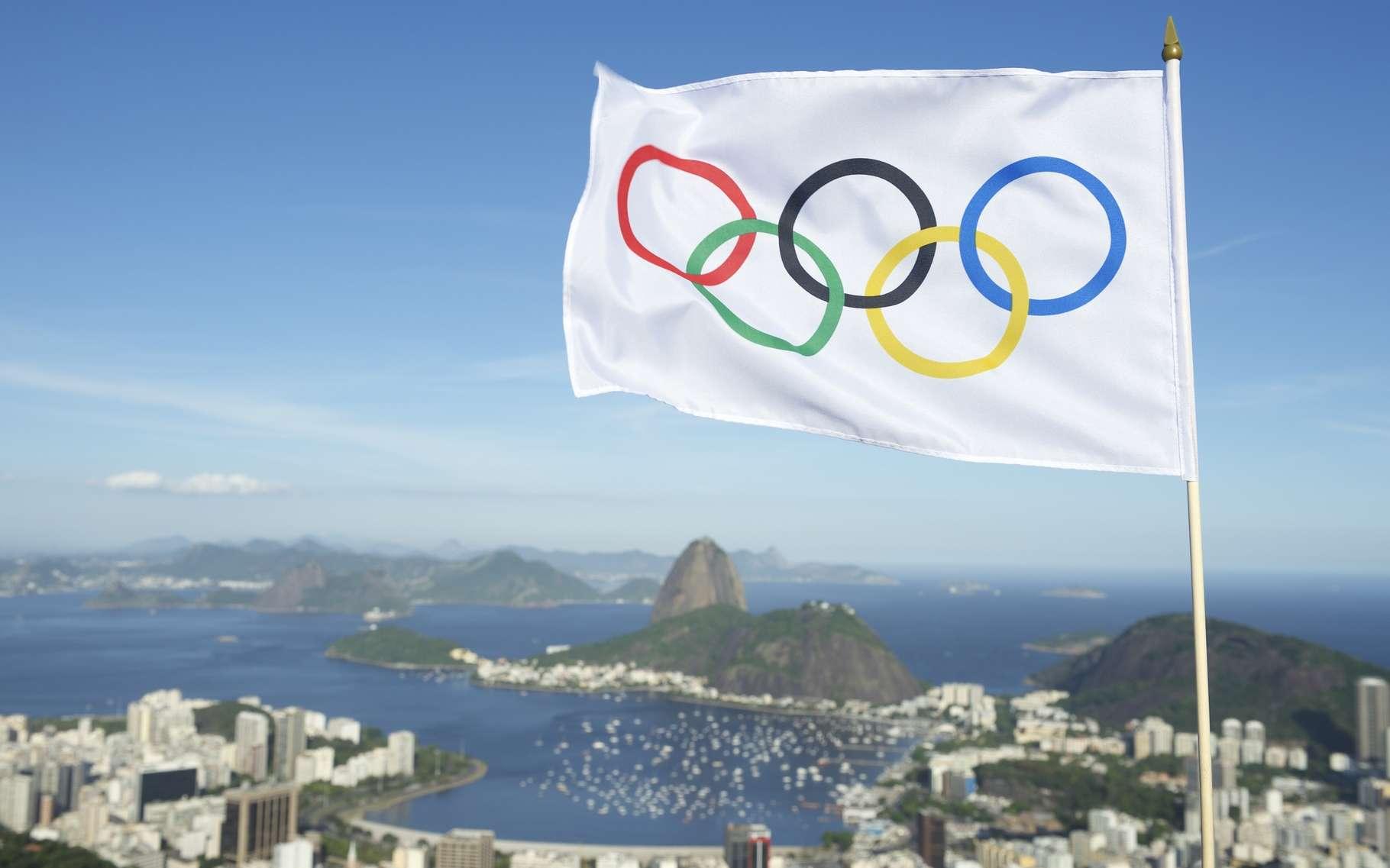 Google espère bien profiter de l'effet des Jeux olympiques de Rio pour mettre en avant ses services en ligne et applications mobiles et rafler au passage une grosse part des revenus publicitaires numériques générés par cet évènement planétaire. © Lazyllama, Shutterstock