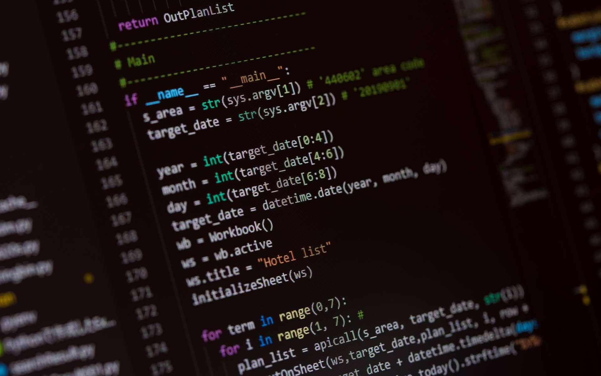 Formation Python à -92% : bénéficiez d'un bon plan exceptionnel