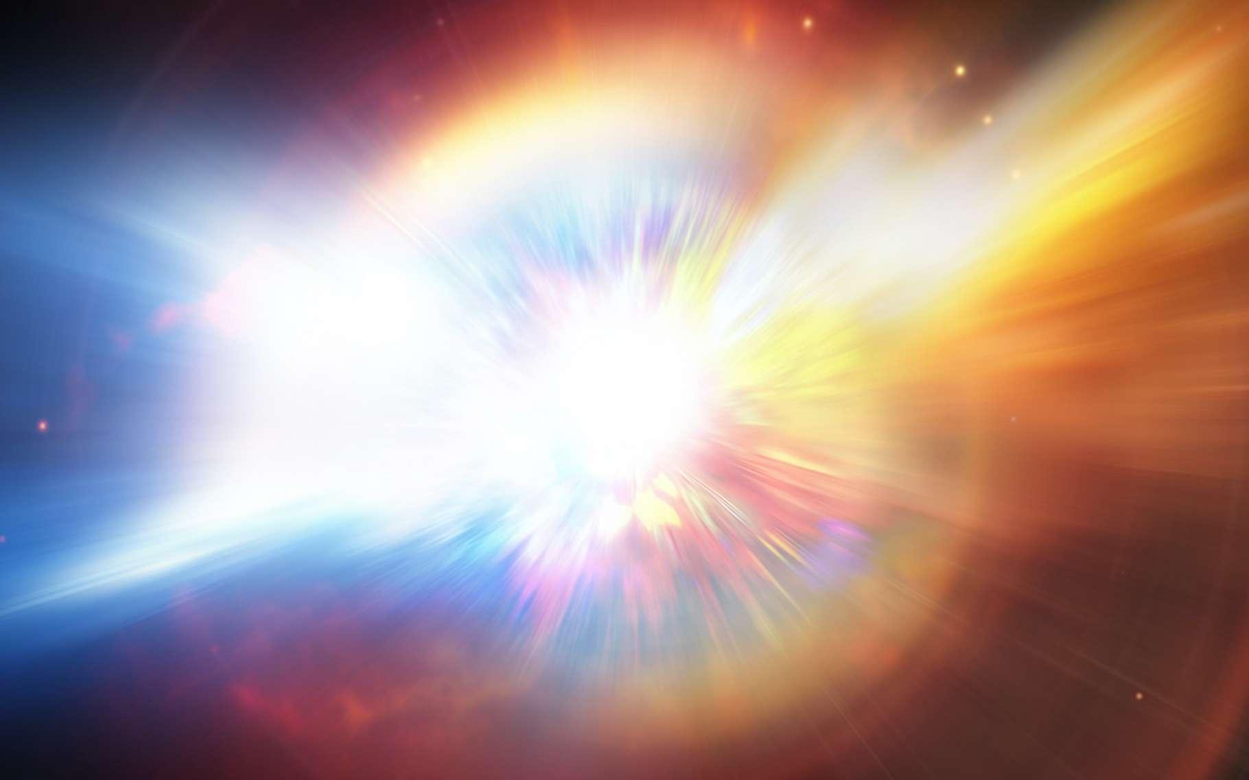 Selon Matt Caplan, un chercheur de l'université de l'État de l'Illinois (États-Unis), le dernier spectacle que nous offrira notre Univers sera celui de l'explosion d'une partie de ses naines noires, des étoiles mortes depuis longtemps. © cameraman, Adobe Stock