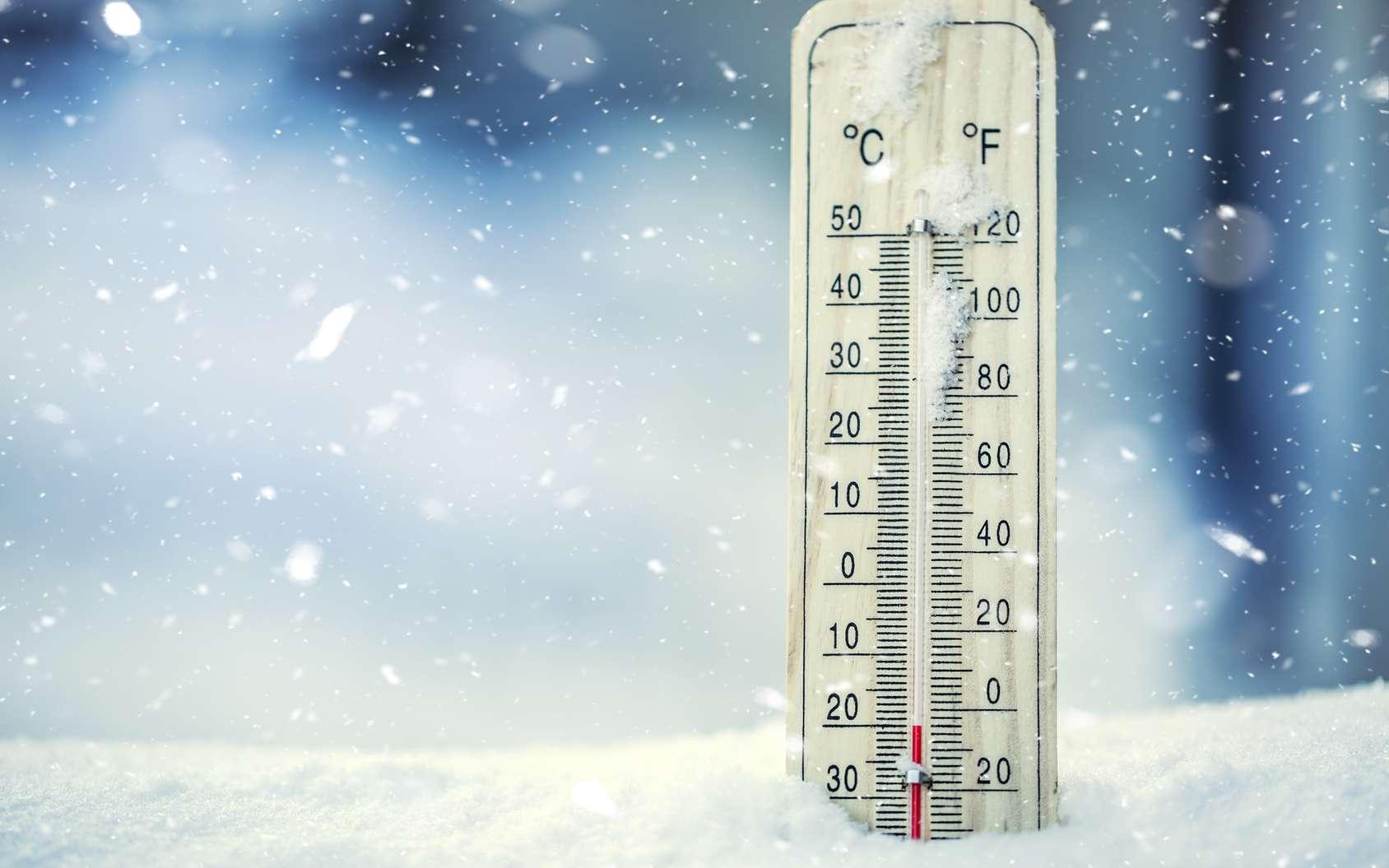 La température ressentie dépend de la température réelle, du vent et de l'humidité. © weyo, fotolia