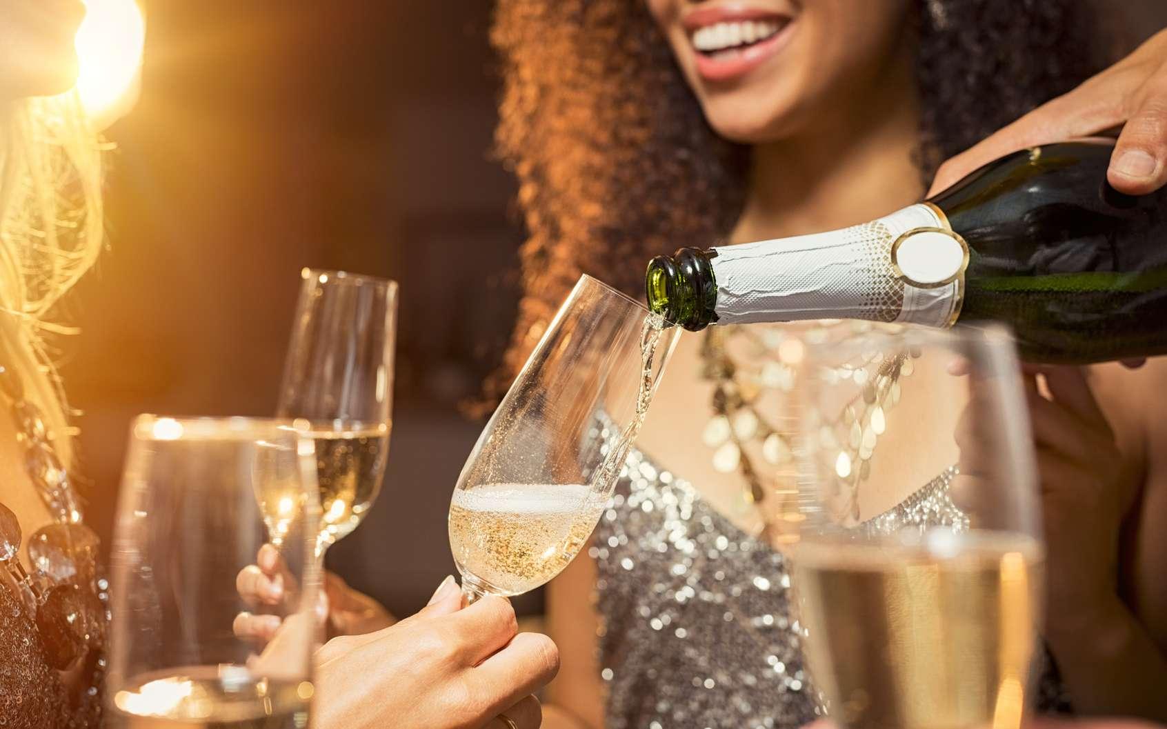 Ne surtout pas boire d'alcool fort à jeun. © Rido, Fotolia