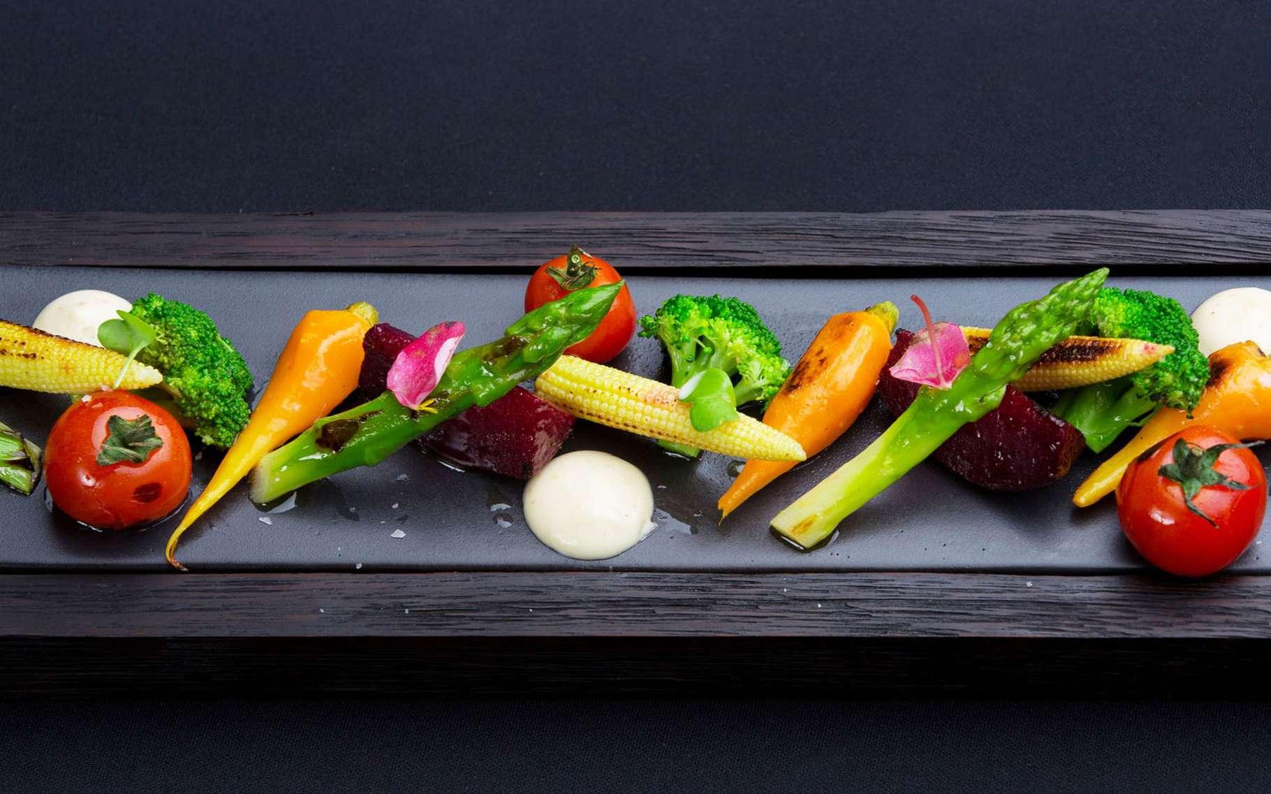 Petits légumes. © Triocéan, Fotolia