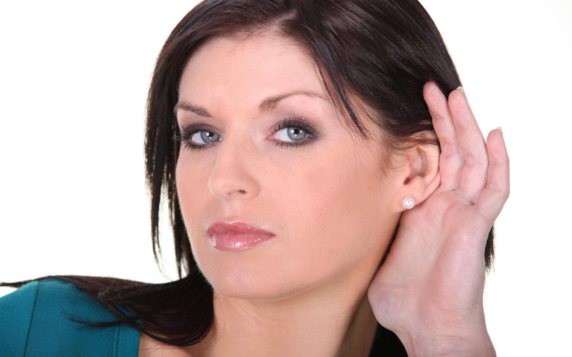 Soyez à l'écoute de vos oreilles. © Phovoir