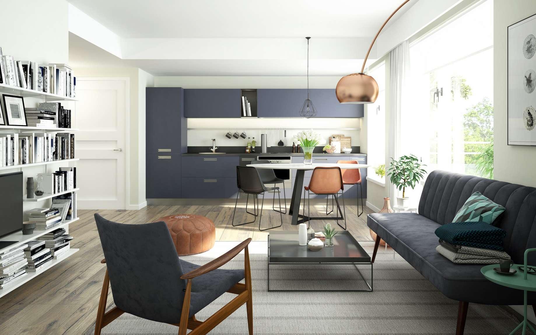 Pour finir septembre en beauté, Futura vous proposent 5 bons plans pour faire des économies sur vos matériaux et meubles pour la maison. © imagewell10, Fotolia