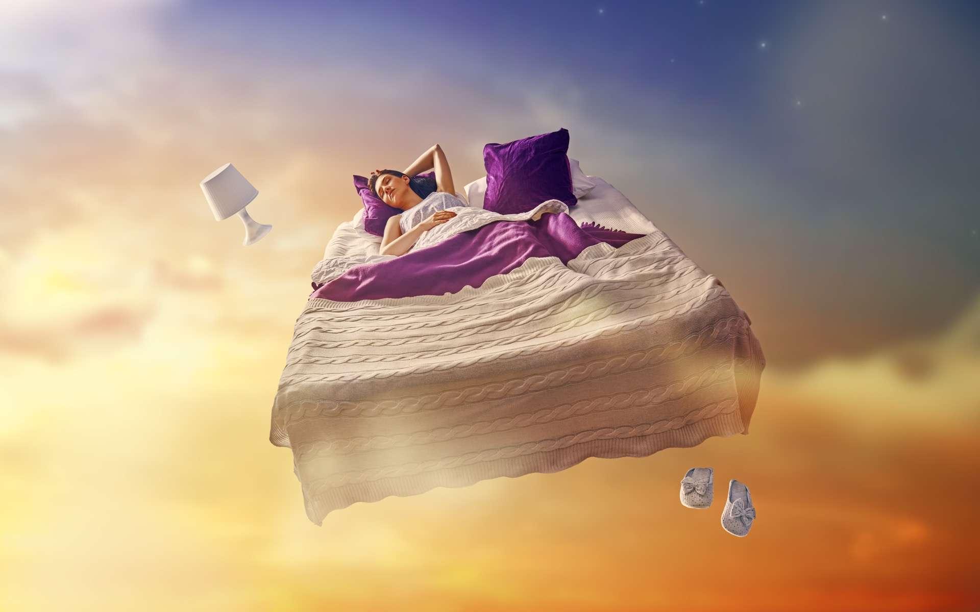 Un sommeil de qualité n'a que des effets positifs sur la santé, intestinale, mentale, cardiaque et intellectuelle. © Konstantin Yuganov, Adobe Stock