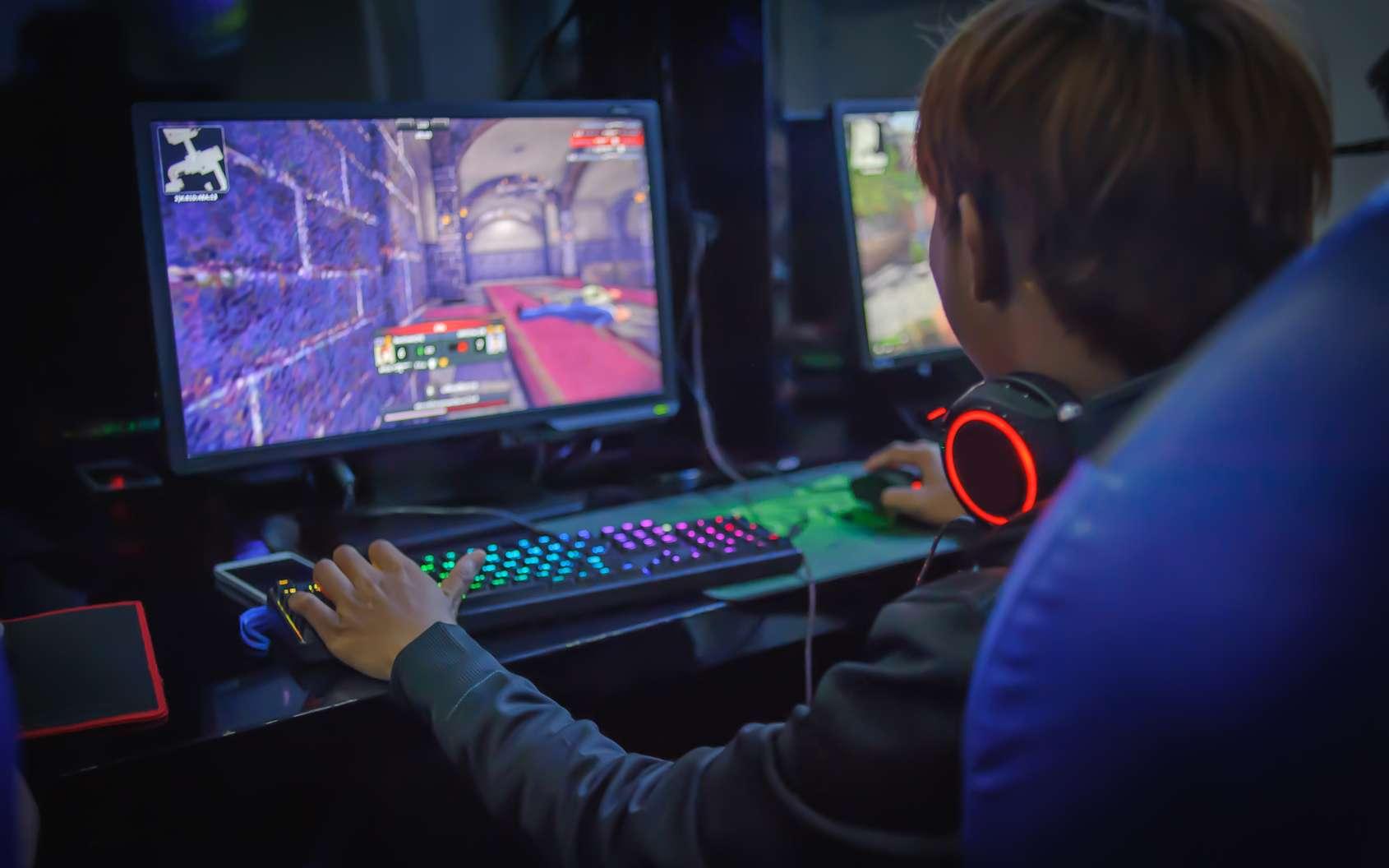 Les nouvelles possibilités offertes par le streaming au service du jeu vidéo seront un des sujets phares du salon E3 cette année. © ohishiftl, Fotolia