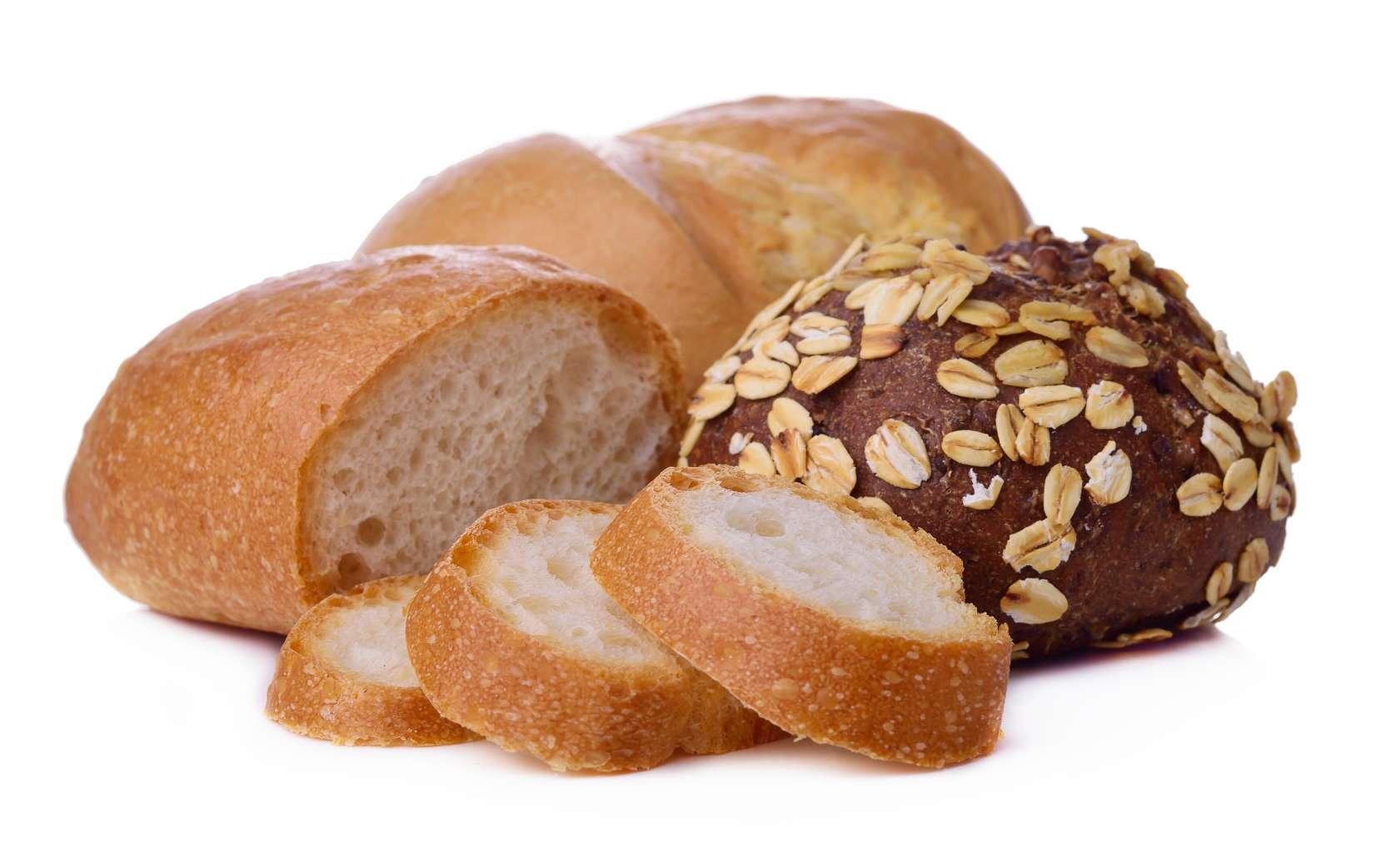 Le pain blanc a un IG élevé. © yingtushutter, Fotolia