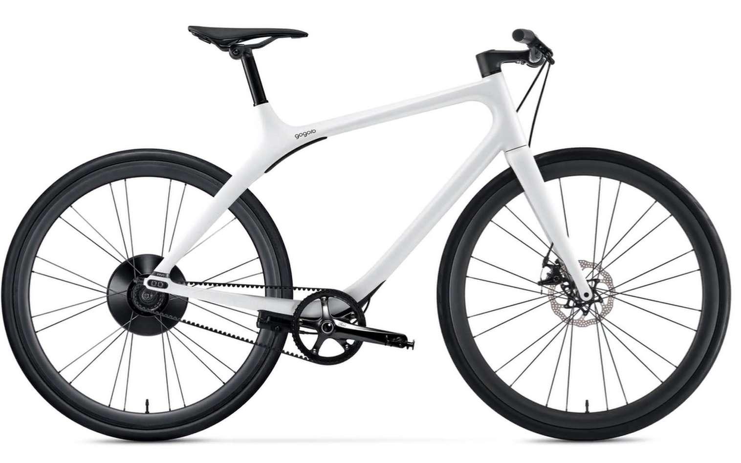 L'Eeyo 1 est un très beau vélo électrique. © Gogoro