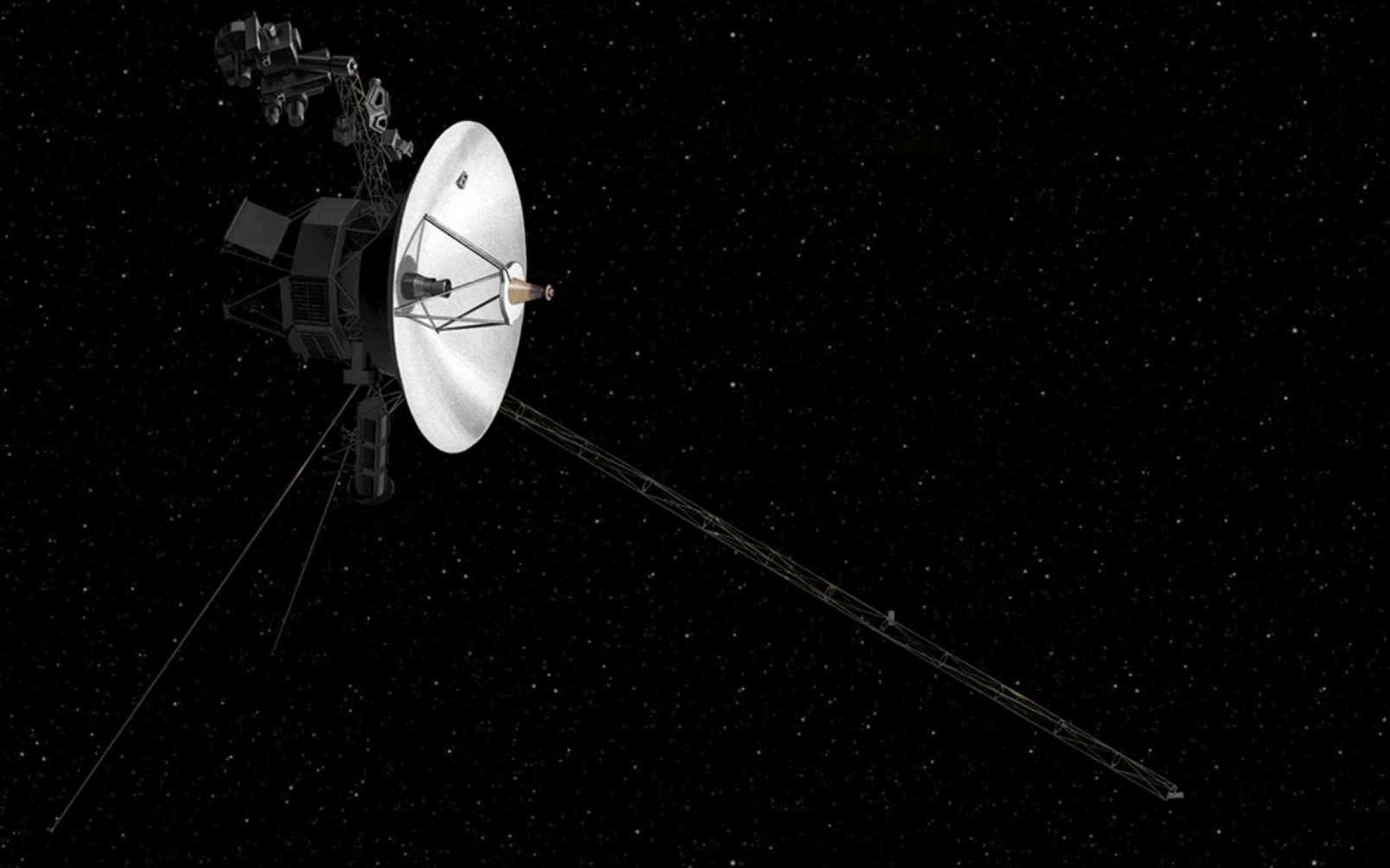 Les données de Voyager 2 cachaient un secret sur Uranus