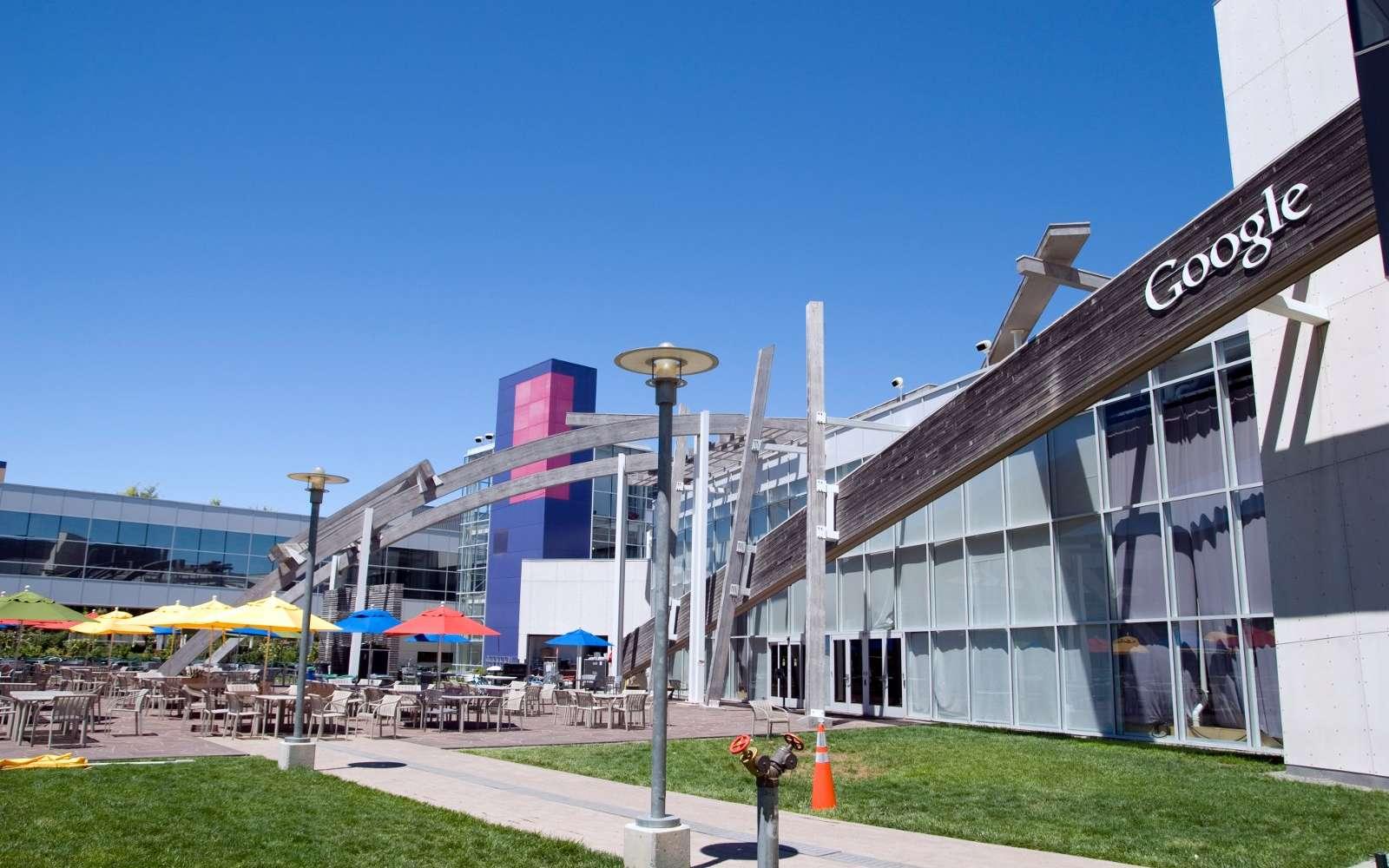 Le fameux siège Googleplex situé à Santa Clara. (CC) gholzer