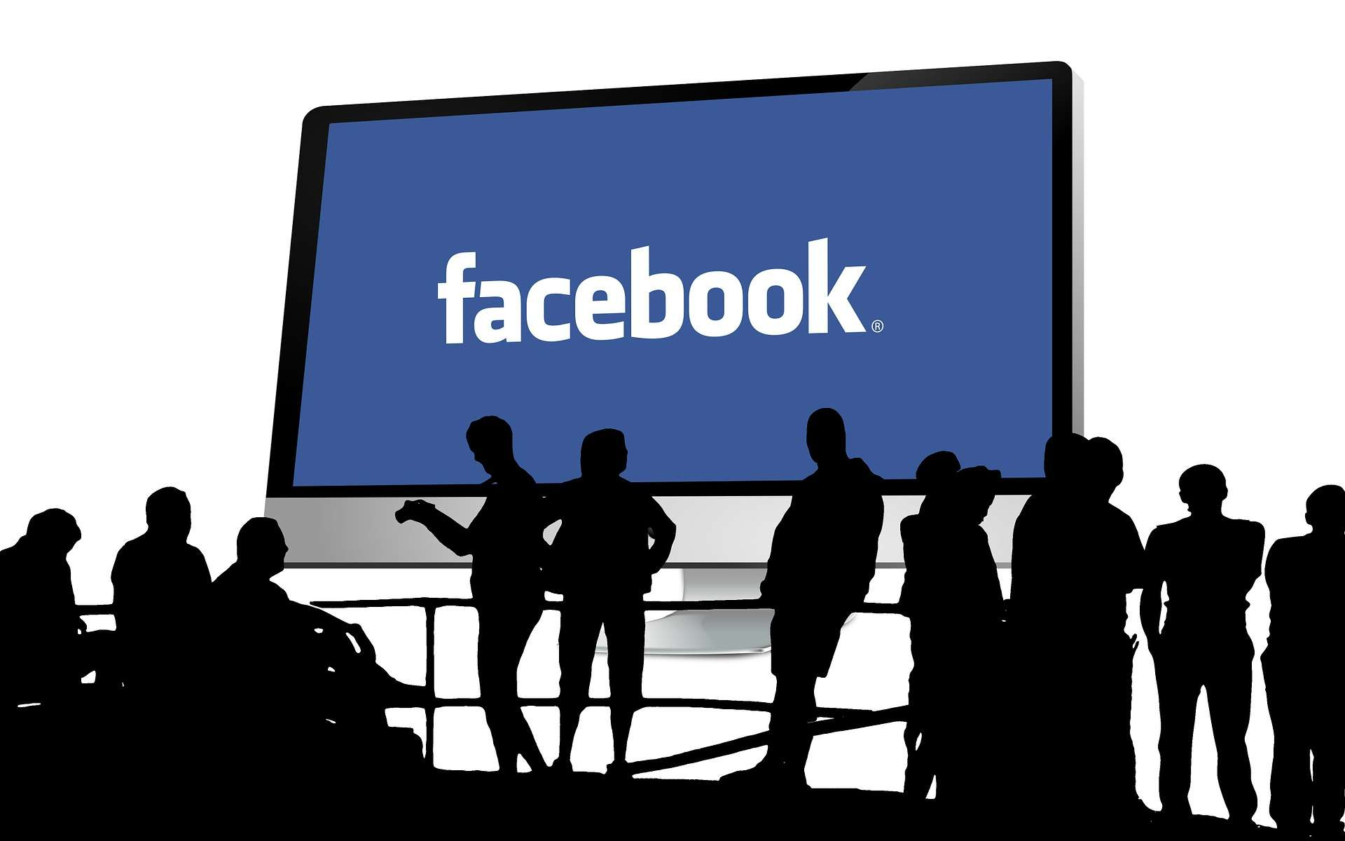 L'historique de recherche de Facebook est effaçable. © geralt, Pixabay, DP