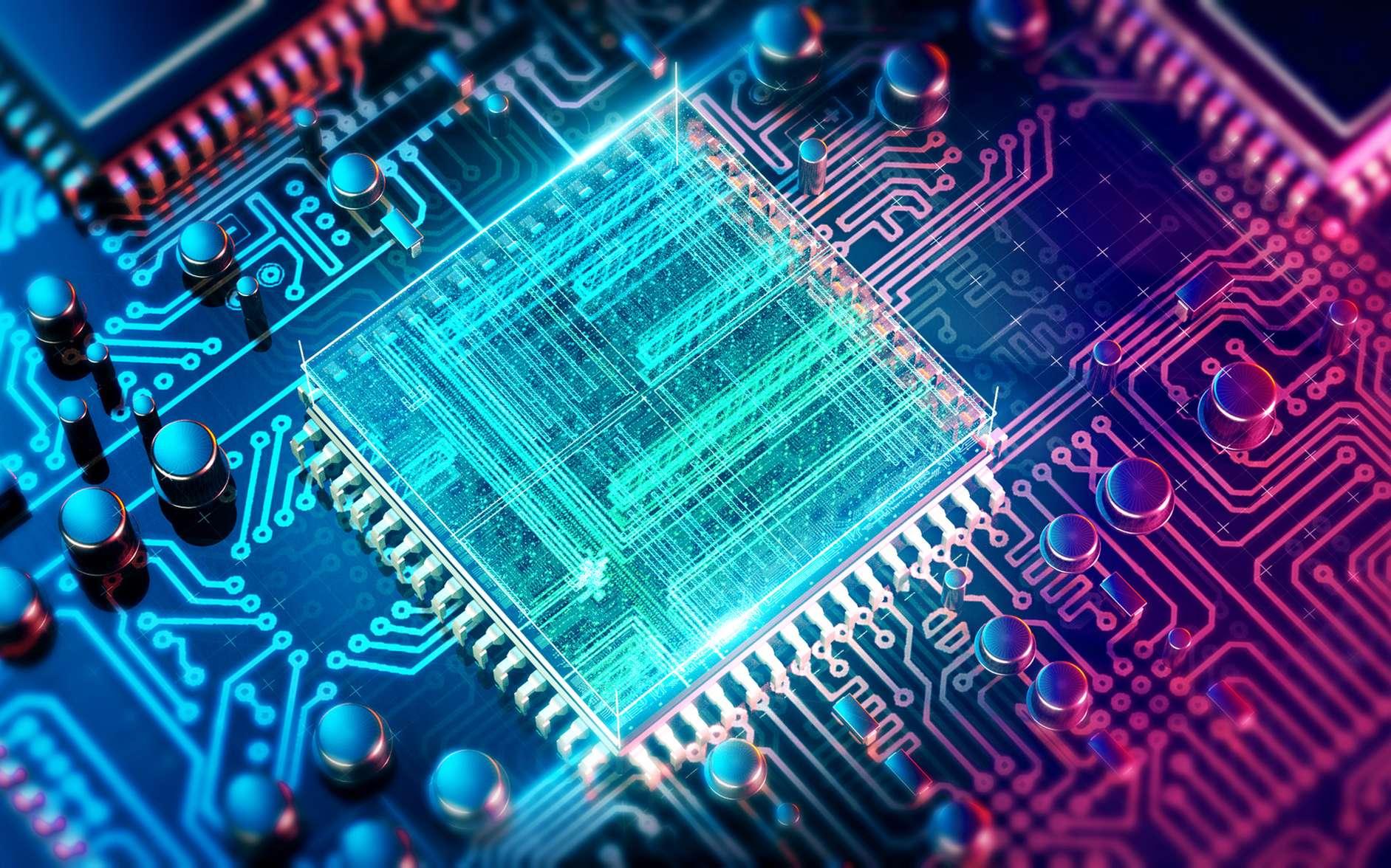Une faille peut se trouver à l'intérieur même d'un composant électronique. © Archy13, Fotolia