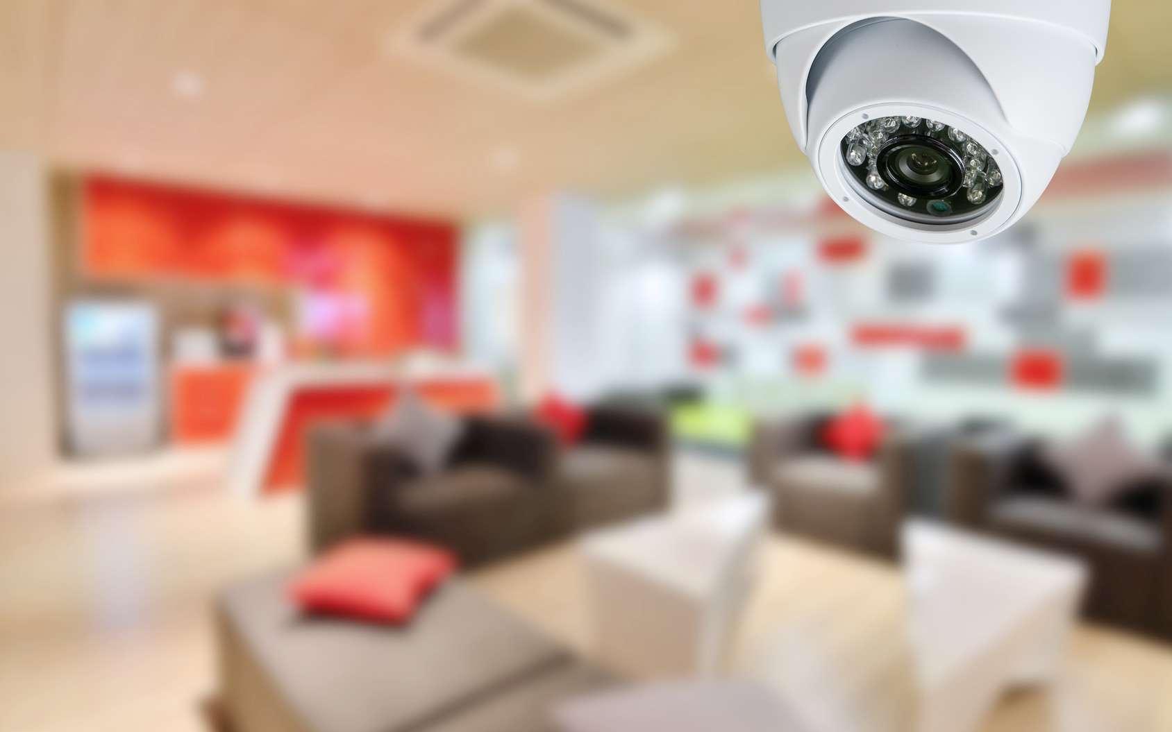 Les caméras de sécurité domestiques sont de plus en plus répandues. © photographicss, Fotolia