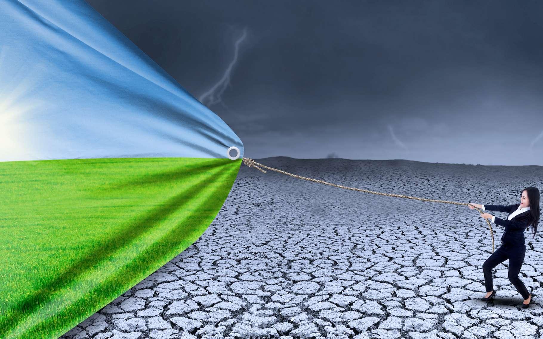 Un an pour atteindre la neutralité carbone. C'est le défi lancé par une petite équipe réunie autour de conférences écologie organisée par le groupe scout de France de Munich (Allemagne). © Creativa Images, Adobe Stock