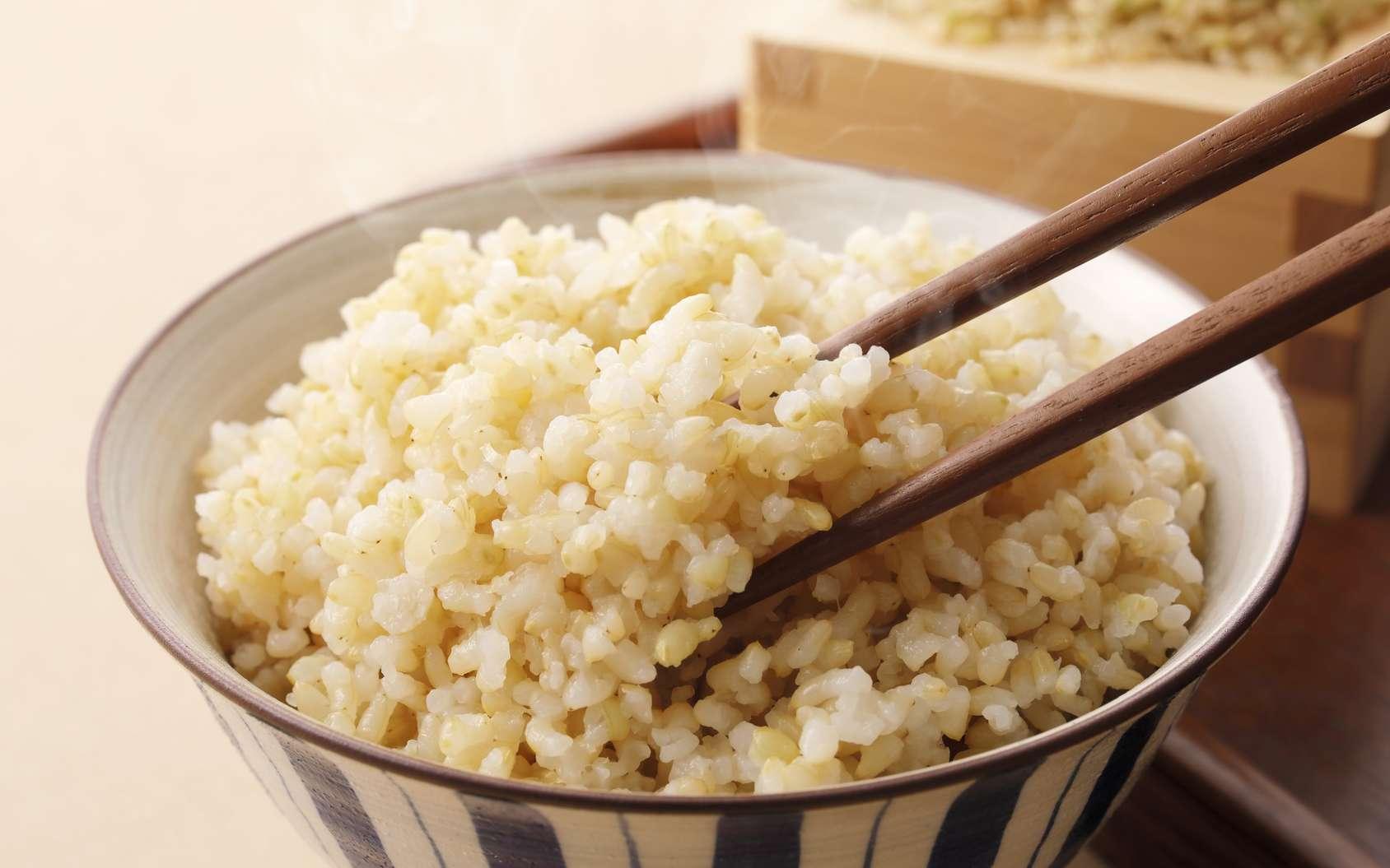 Manger du riz : bon ou mauvais pour la santé ? © Nishihama, Fotolia