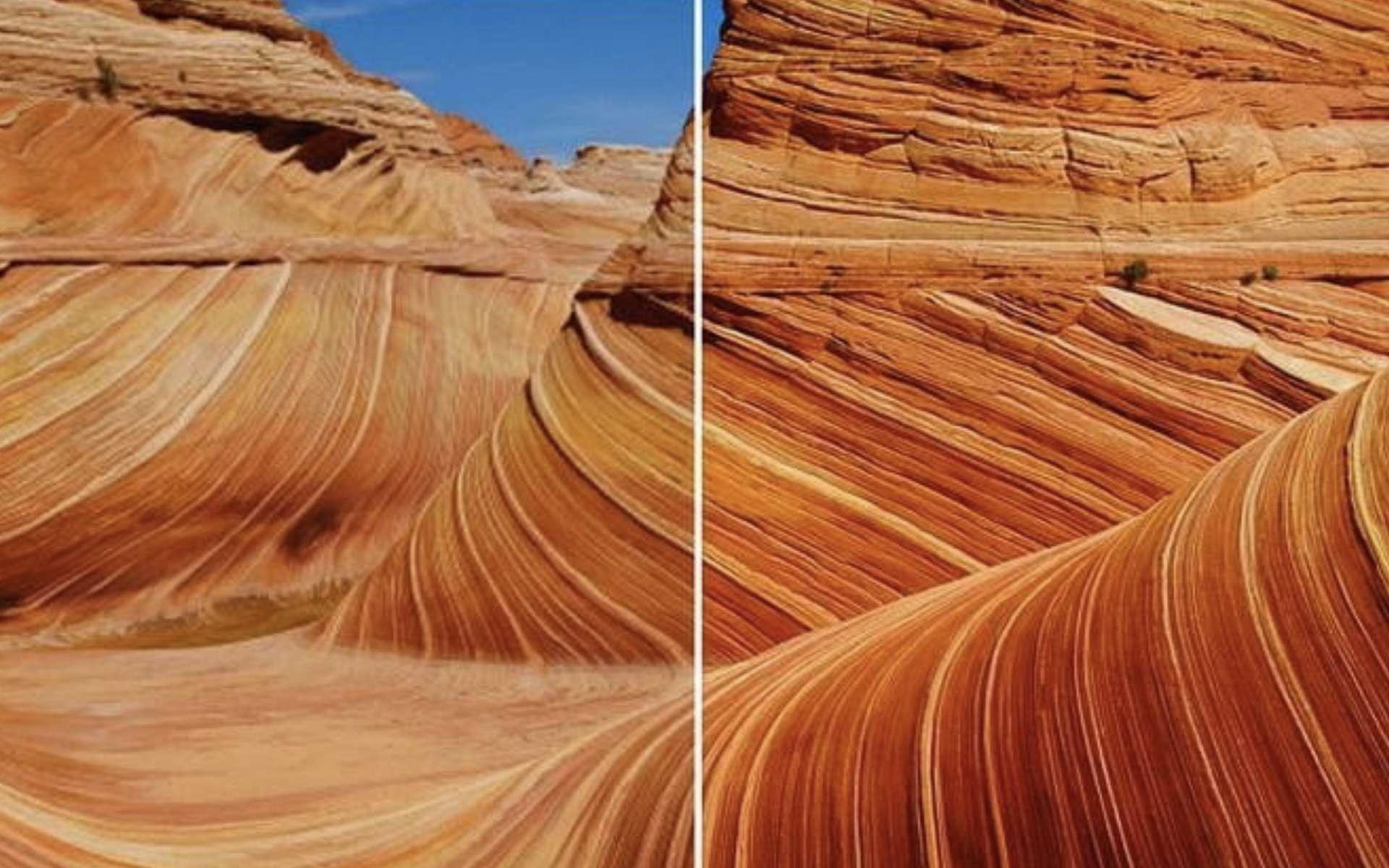 Upscaling Full HD vers 4K. © digitaltrends.com