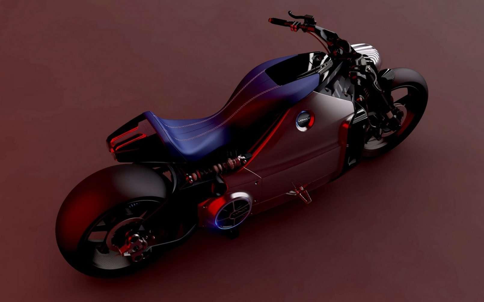 La Vaxan Wattman qui servira de base à la création du prototype et qui s'attaquera au record du monde de vitesse. © Venturi