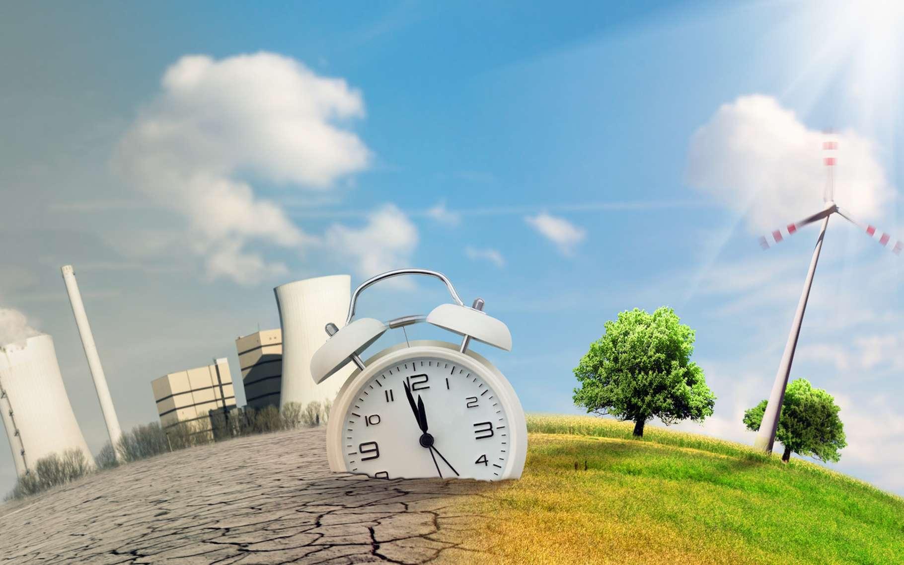 Le dernier rapport du Groupement d'experts intergouvernemental sur l'évolution du climat (Giec) présente les conséquences du réchauffement climatique sur notre monde et appelle à l'action. © jozsitoeroe, Fotolia