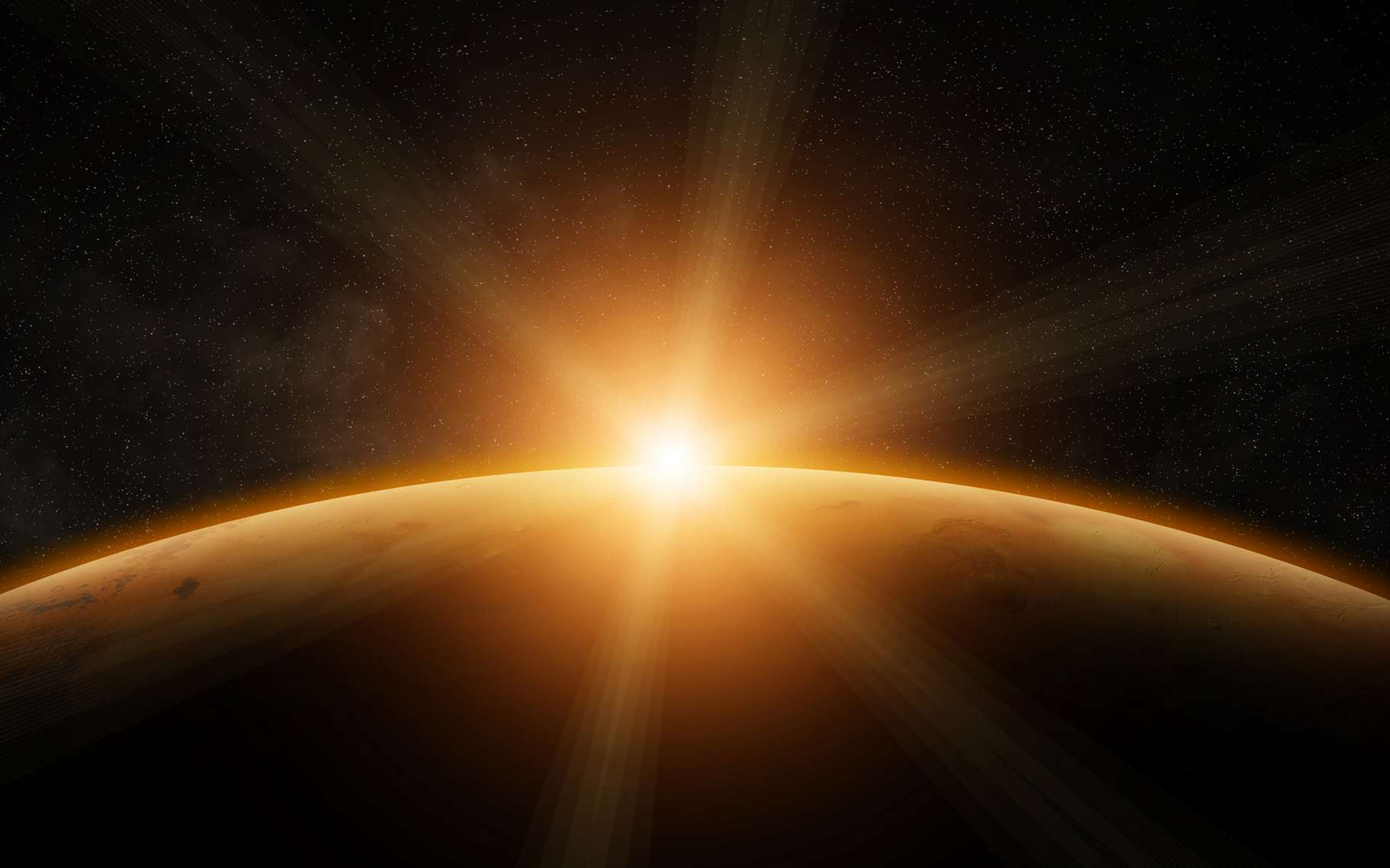 Quelles seront les futures missions spatiales entre 2035 et 2050 ? Aidez l'ESA à les choisir. © sdecoret, fotolia
