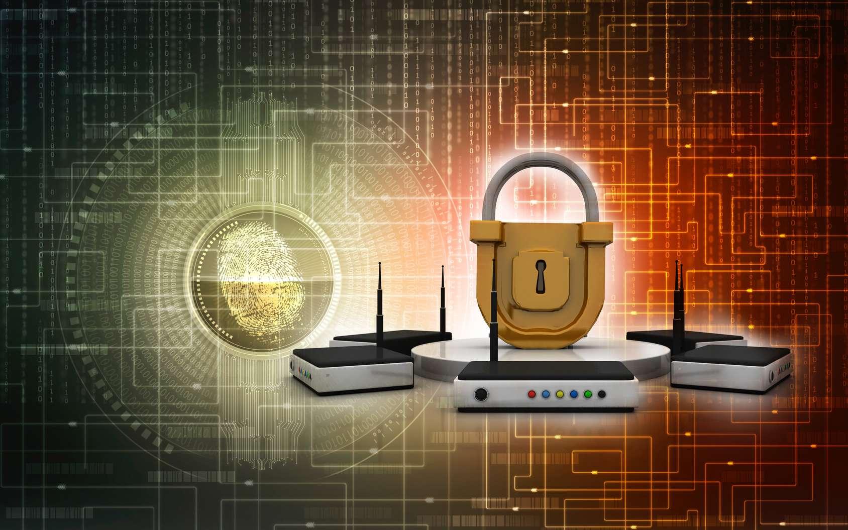 Le protocole WPA3 arrive à point nommé pour renforcer la sécurité des connexions Wi-Fi alors que l'Internet des objets est en pleine expansion. © Deepagopi2011, Fotolia