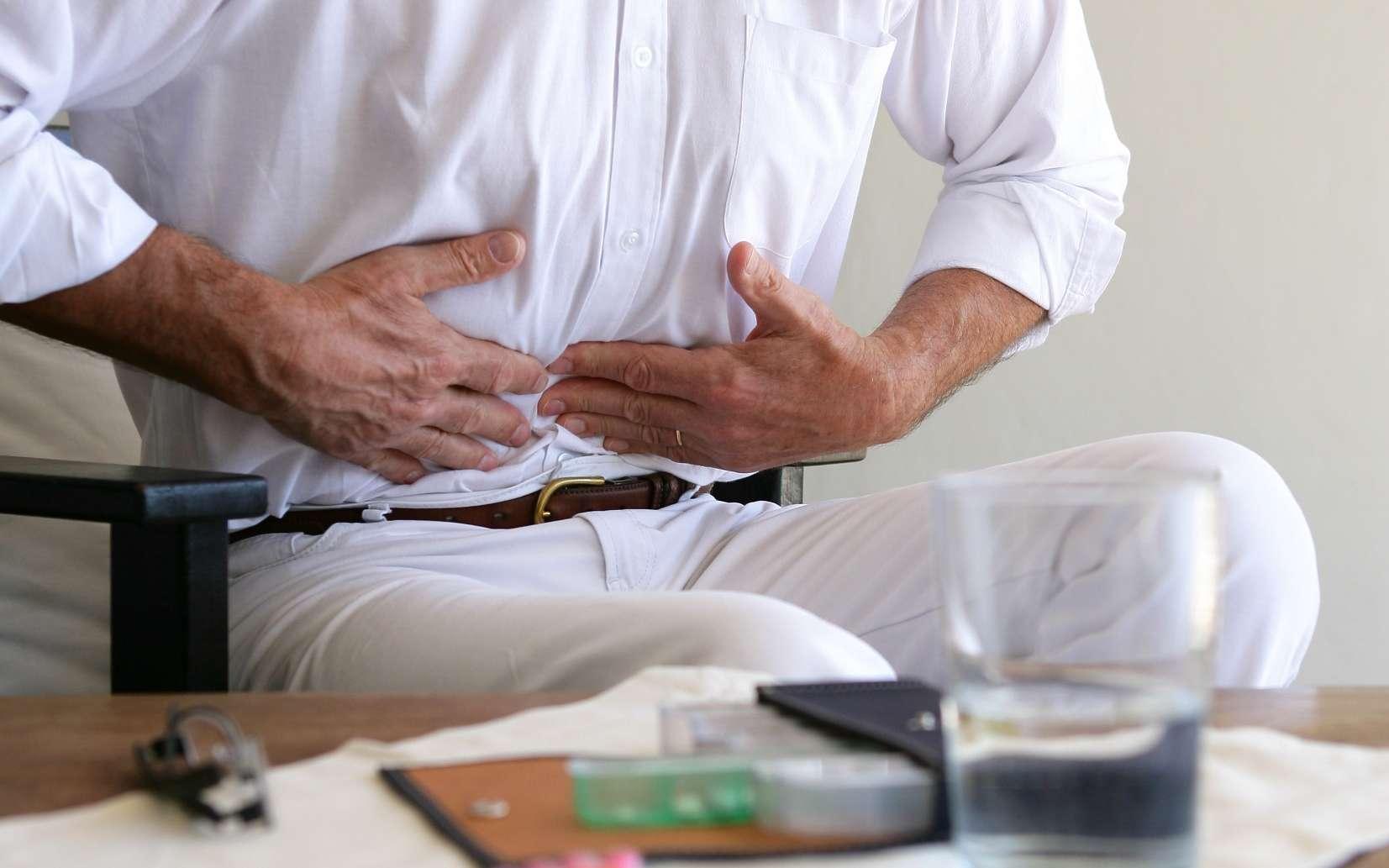 les antidiarrhéiques ont pour objectif de réduire le risque de déshydratation. © Phovoir