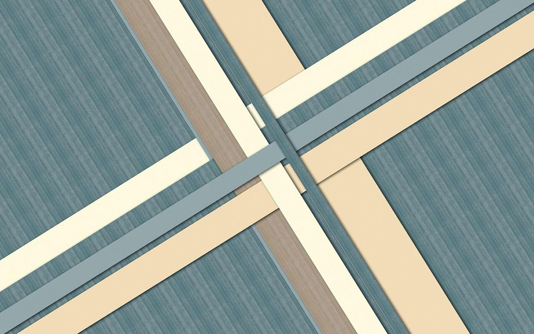 Material Design rend intuitive la navigation grâce à des icônes claires et s'adapte à tous les supports (smartphone, tablette, ordinateur, téléviseur) et à toutes les résolutions. © Pierre A, Clic2Load
