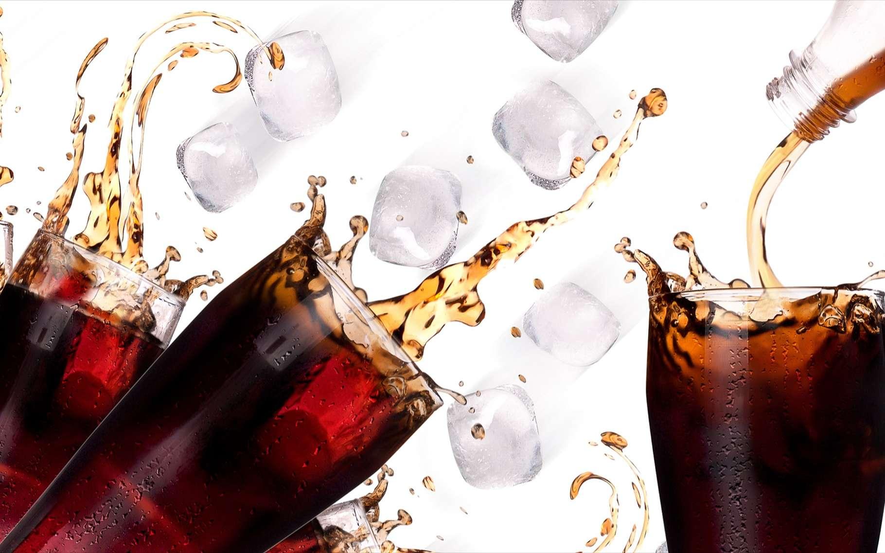 Liaisons dangereuses entre les industries du soda et les institutions censées promouvoir la santé humaine. © Boule, Shutterstock