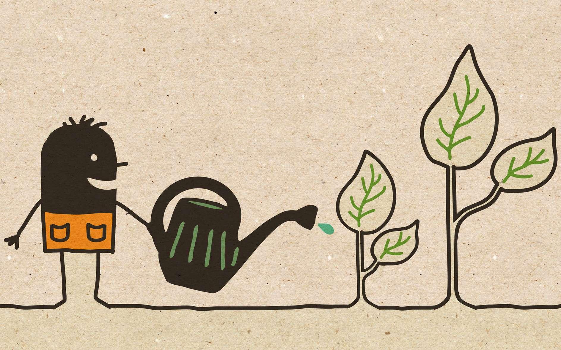 Le biocontrôle : une solution écologique pour protéger les cultures des herbes et nuisibles. © NLshop, Fotolia